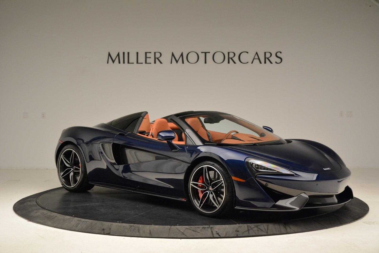 New 2018 McLaren 570S Spider For Sale In Greenwich, CT 2053_p10