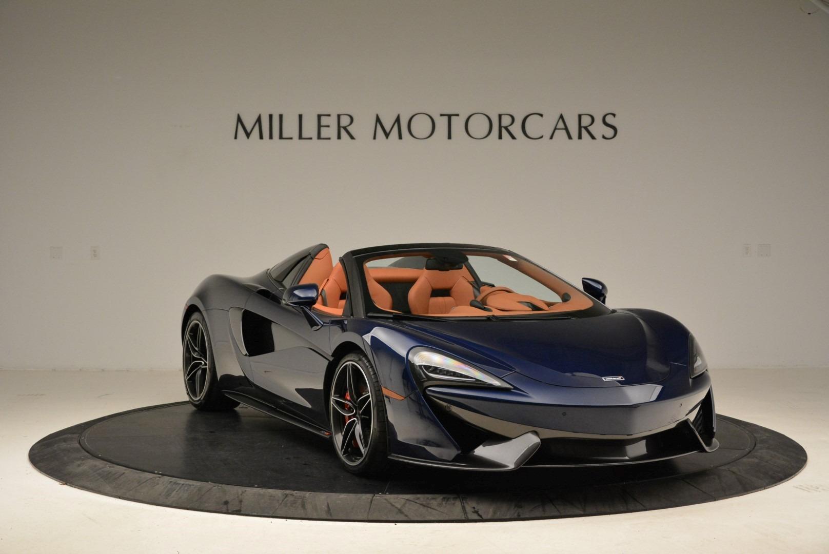 New 2018 McLaren 570S Spider For Sale In Greenwich, CT 2053_p11
