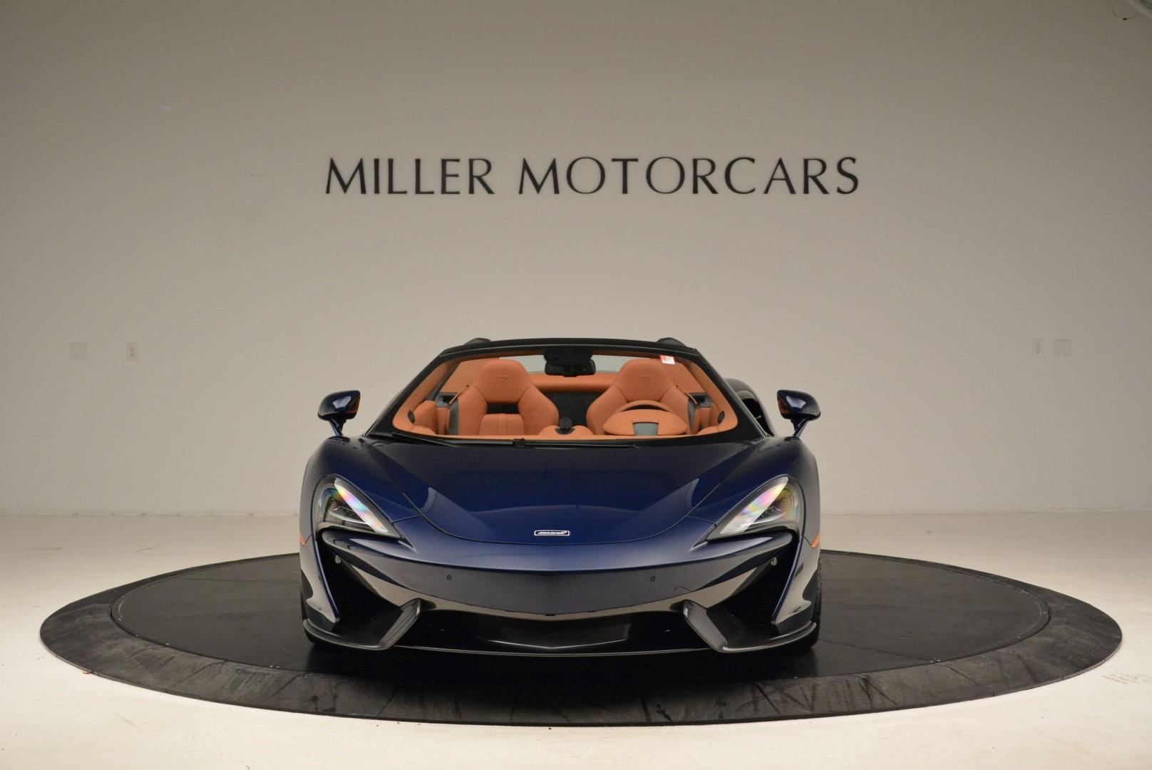 New 2018 McLaren 570S Spider For Sale In Greenwich, CT 2053_p12