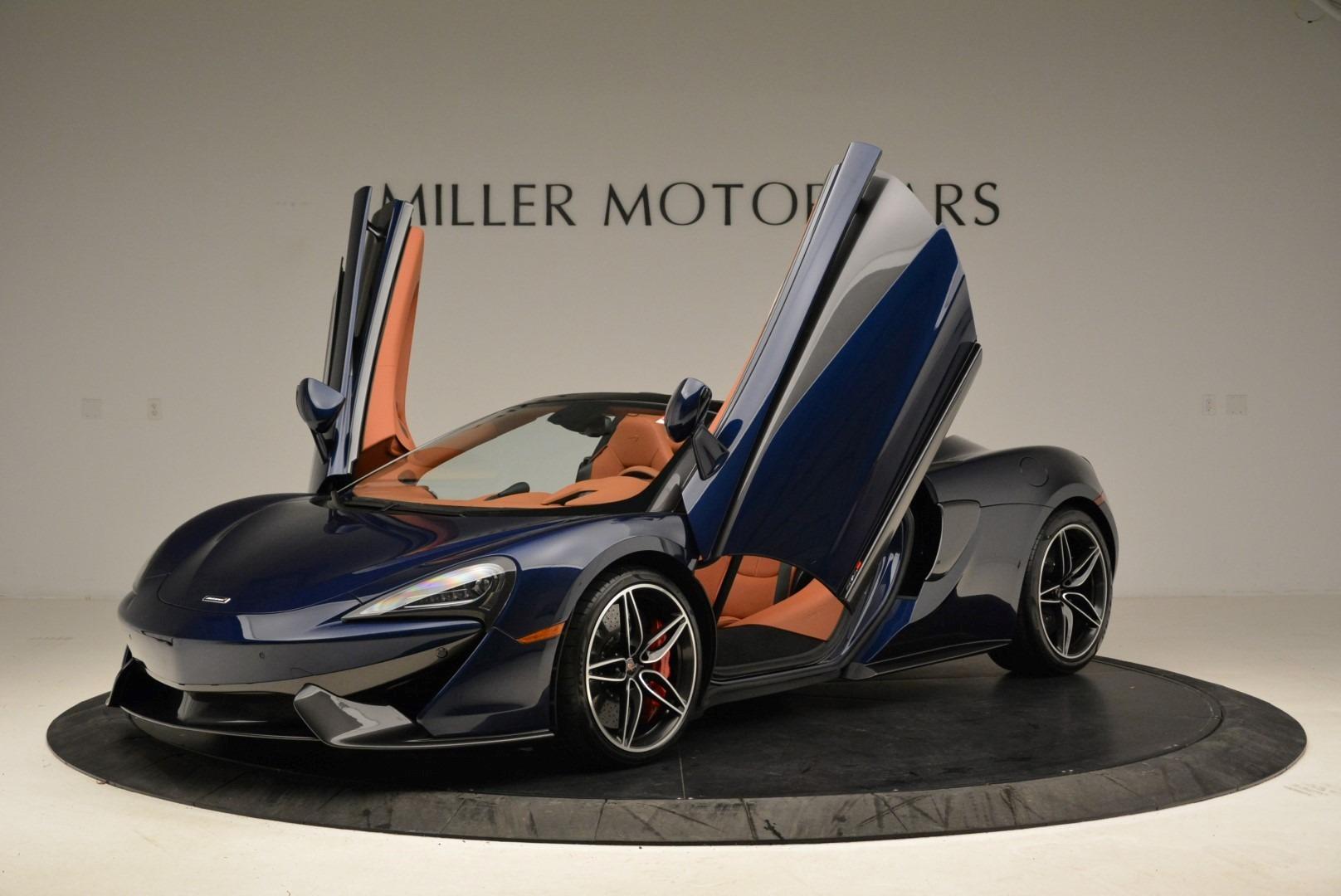 New 2018 McLaren 570S Spider For Sale In Greenwich, CT 2053_p14
