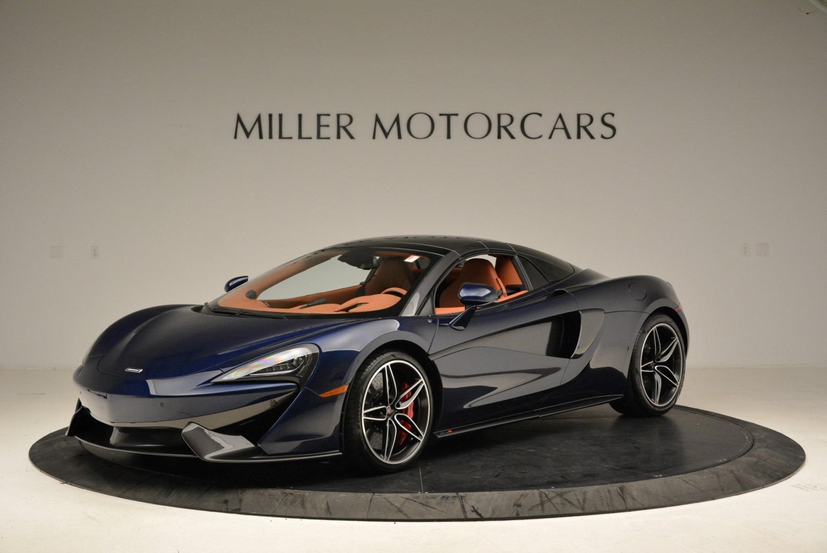 New 2018 McLaren 570S Spider For Sale In Greenwich, CT 2053_p15