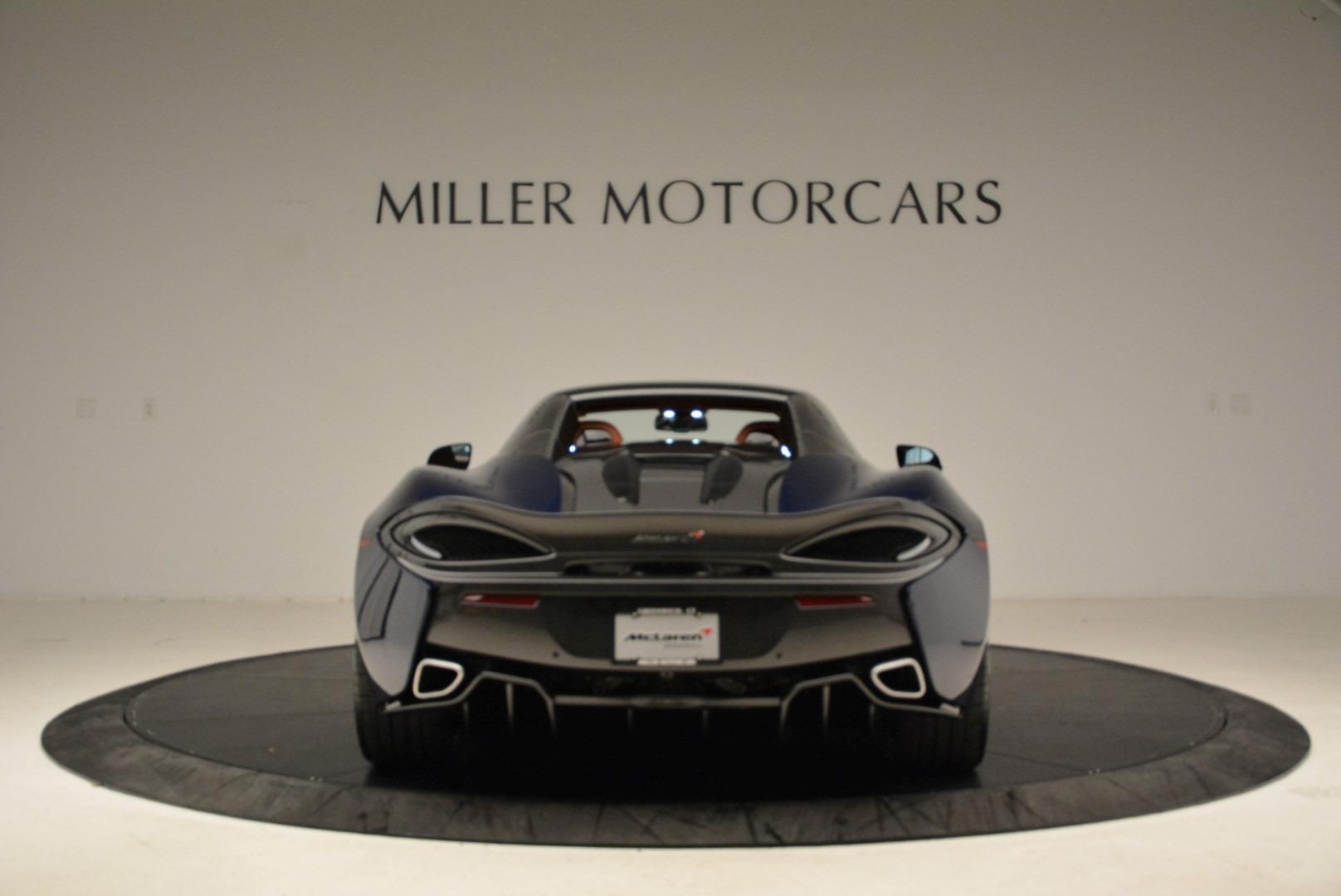 New 2018 McLaren 570S Spider For Sale In Greenwich, CT 2053_p18