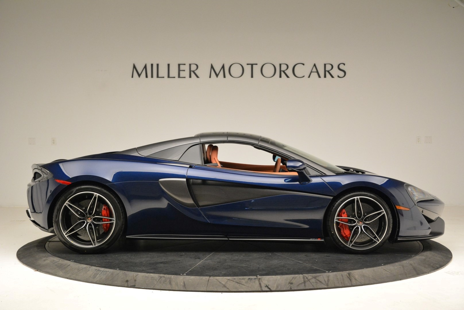New 2018 McLaren 570S Spider For Sale In Greenwich, CT 2053_p20