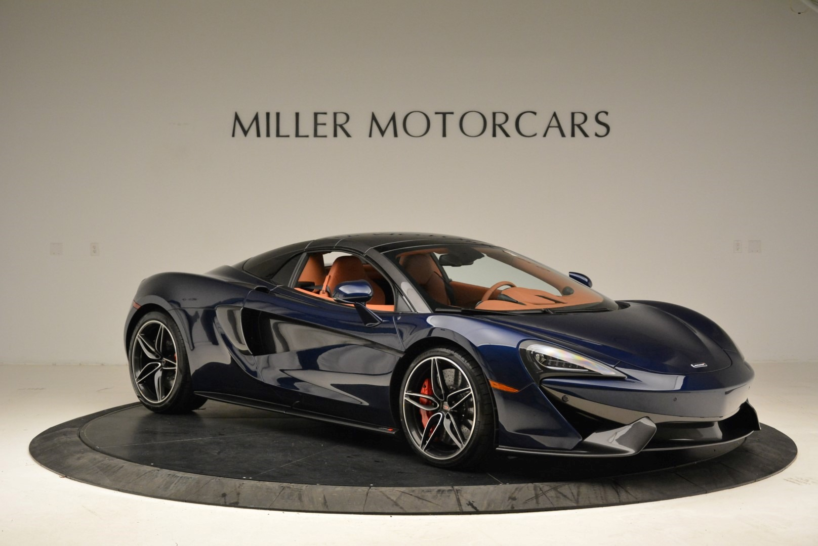 New 2018 McLaren 570S Spider For Sale In Greenwich, CT 2053_p21