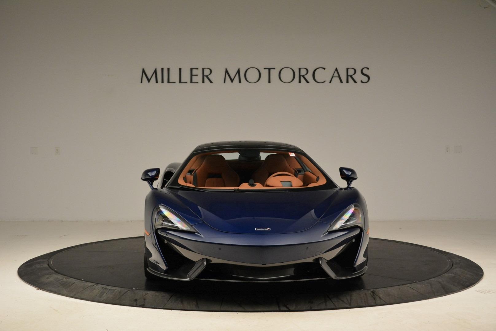 New 2018 McLaren 570S Spider For Sale In Greenwich, CT 2053_p22