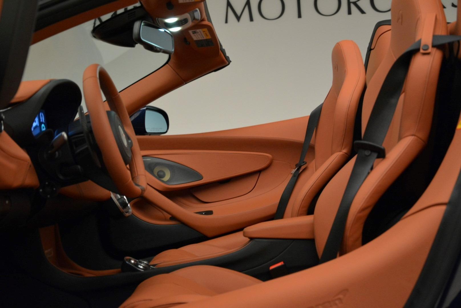 New 2018 McLaren 570S Spider For Sale In Greenwich, CT 2053_p26