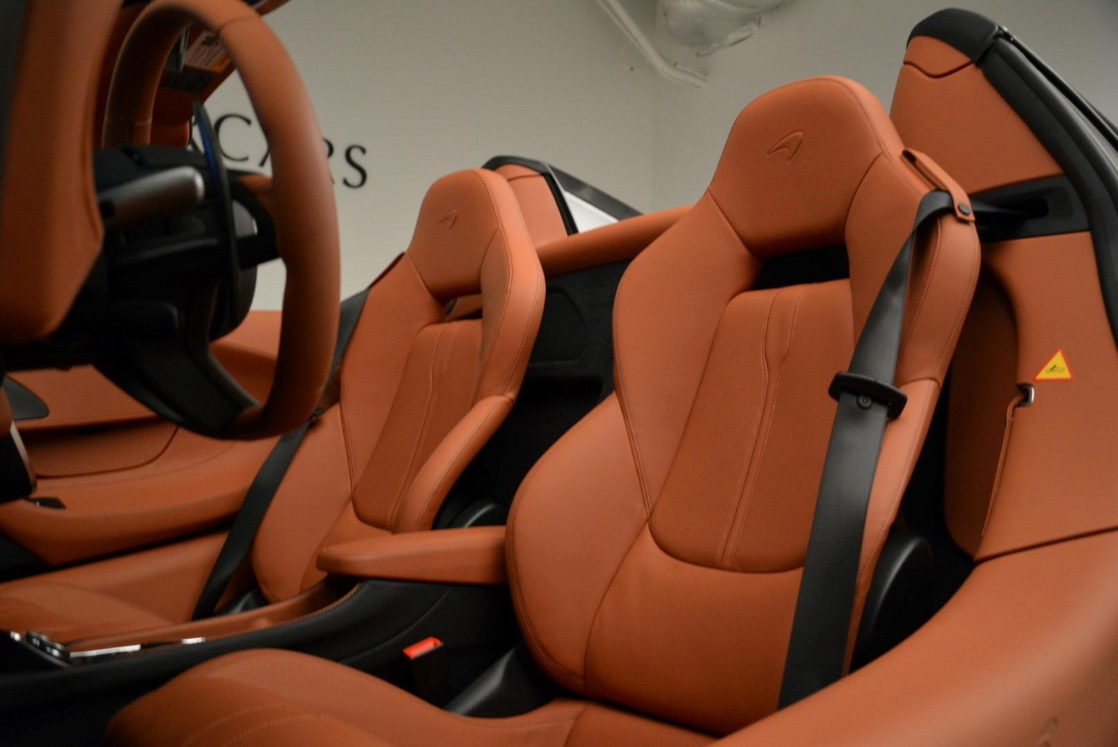 New 2018 McLaren 570S Spider For Sale In Greenwich, CT 2053_p27