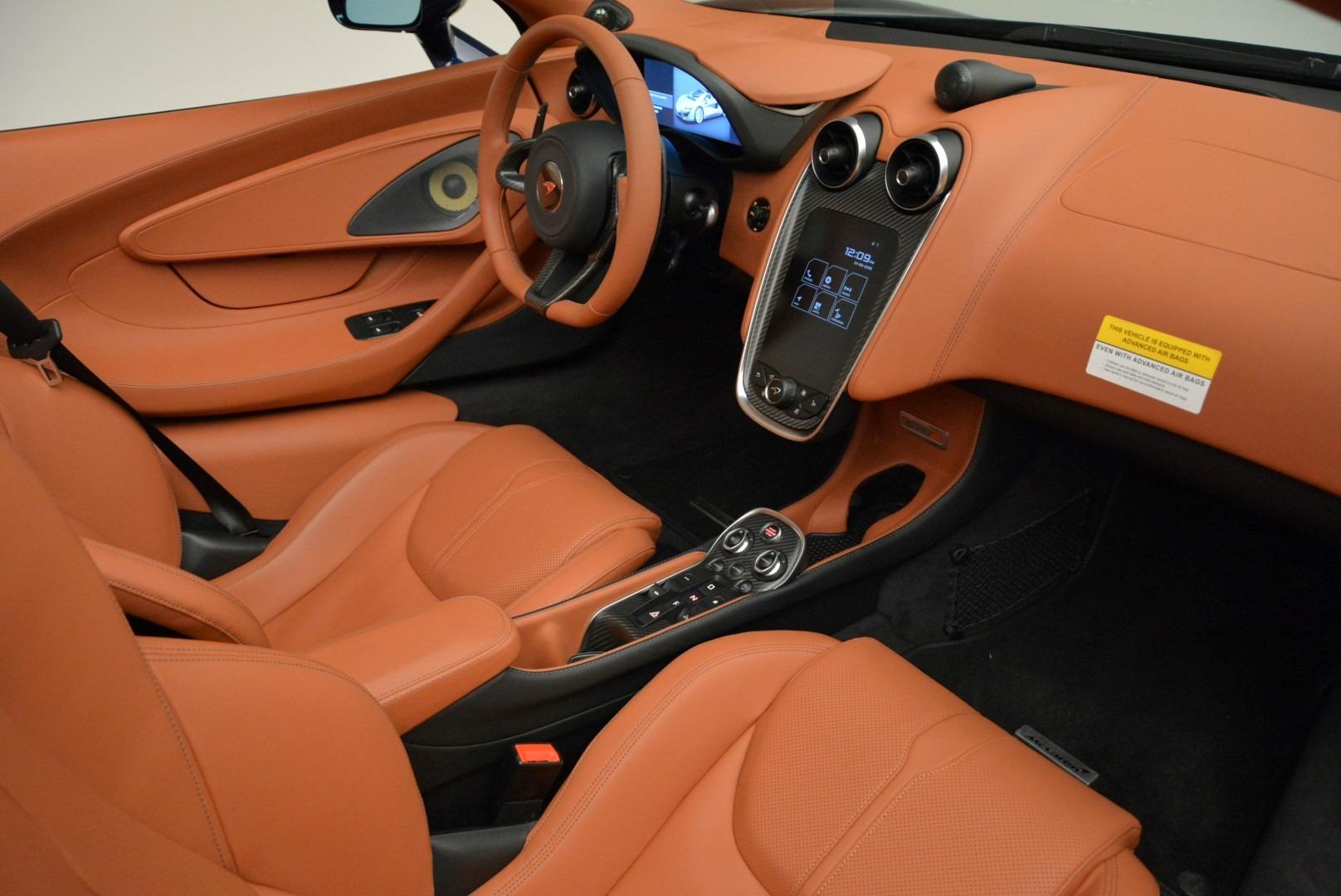 New 2018 McLaren 570S Spider For Sale In Greenwich, CT 2053_p29