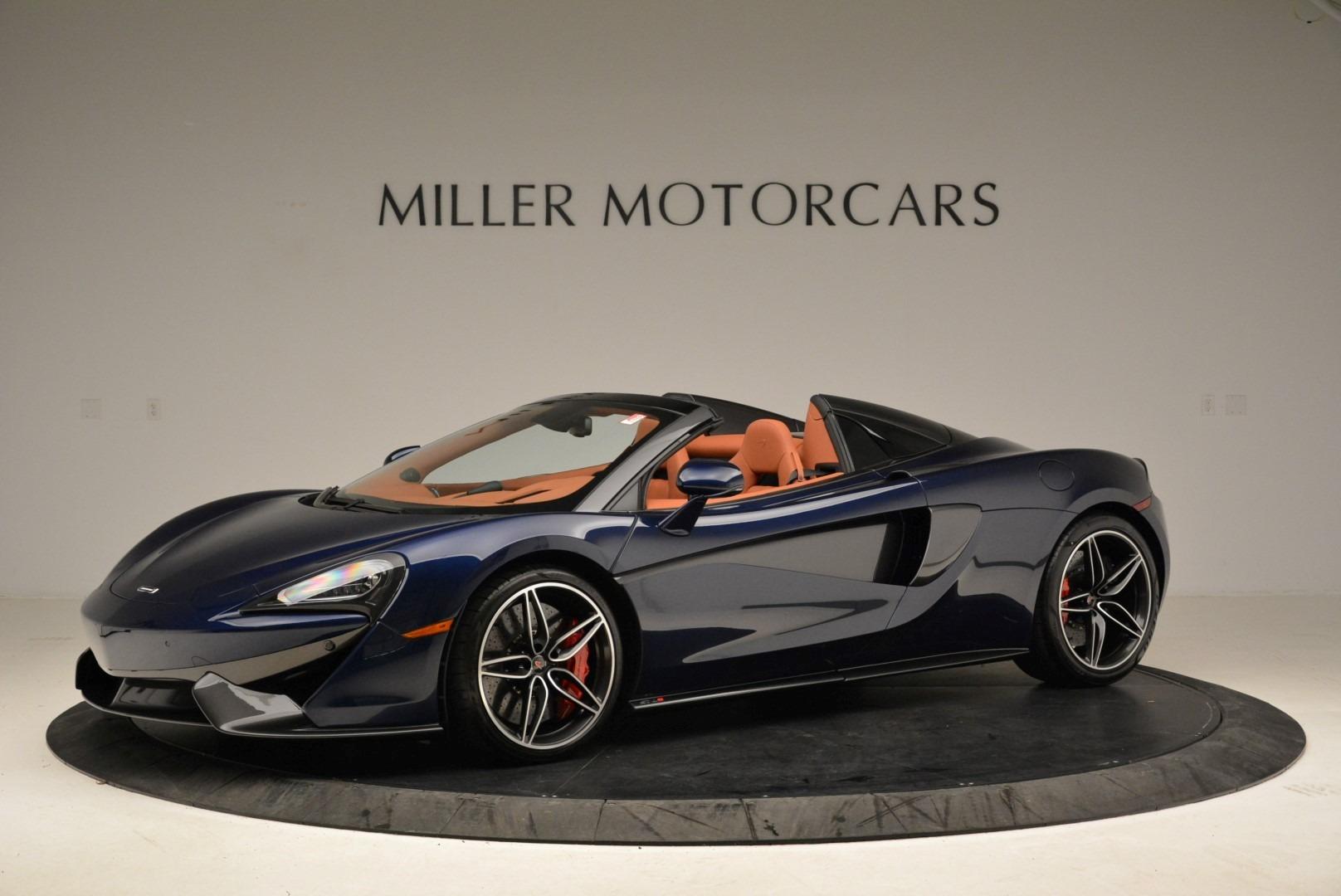 New 2018 McLaren 570S Spider For Sale In Greenwich, CT 2053_p2