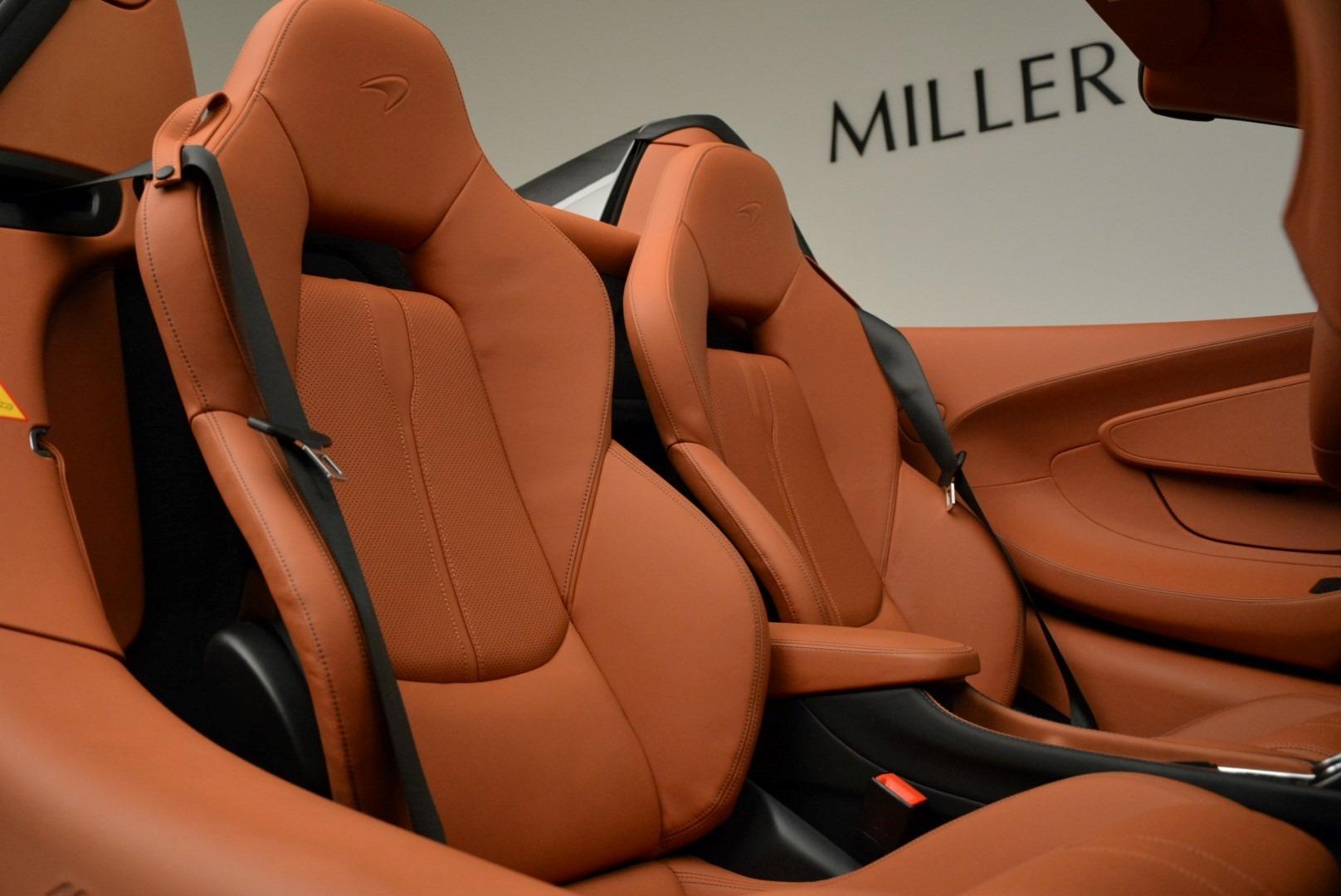 New 2018 McLaren 570S Spider For Sale In Greenwich, CT 2053_p31