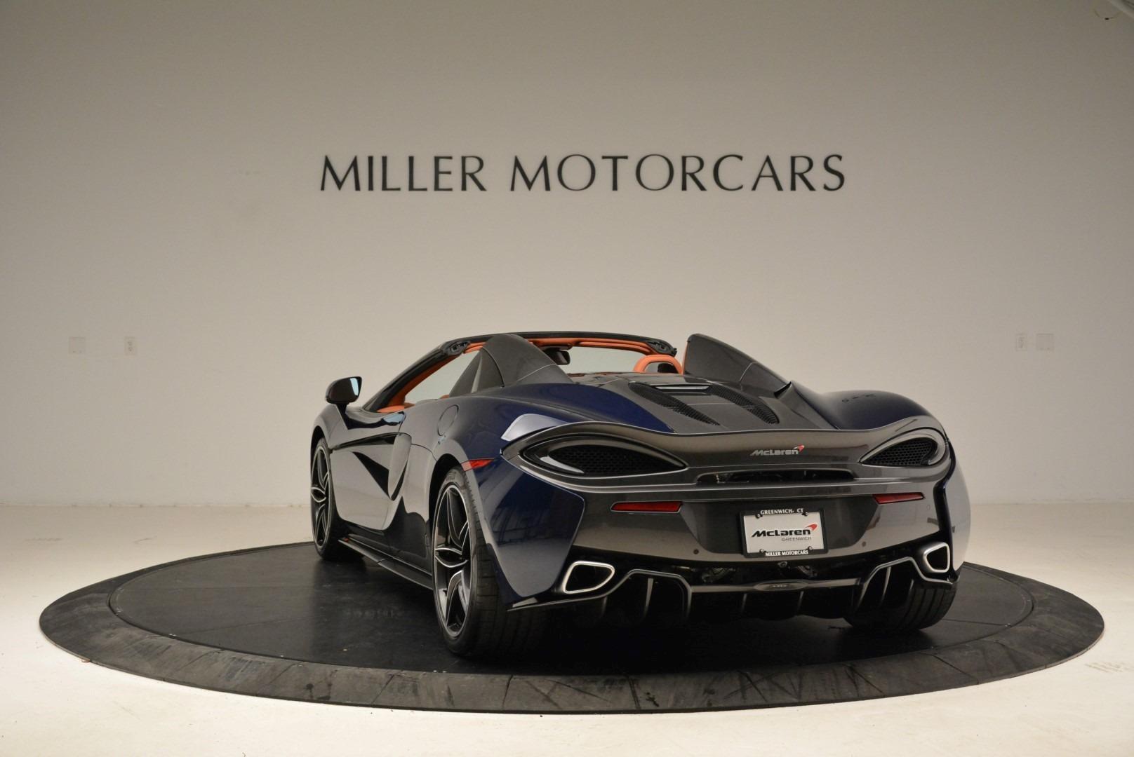 New 2018 McLaren 570S Spider For Sale In Greenwich, CT 2053_p5