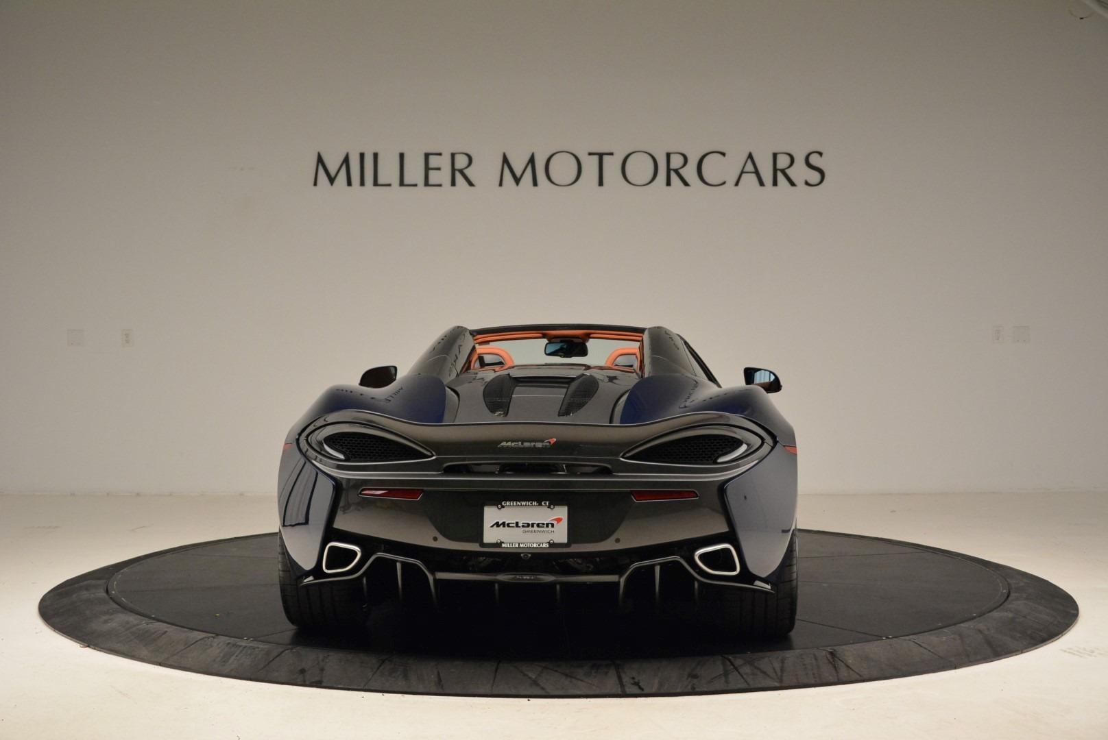 New 2018 McLaren 570S Spider For Sale In Greenwich, CT 2053_p6