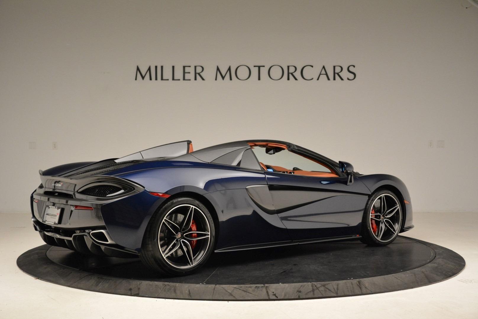 New 2018 McLaren 570S Spider For Sale In Greenwich, CT 2053_p8