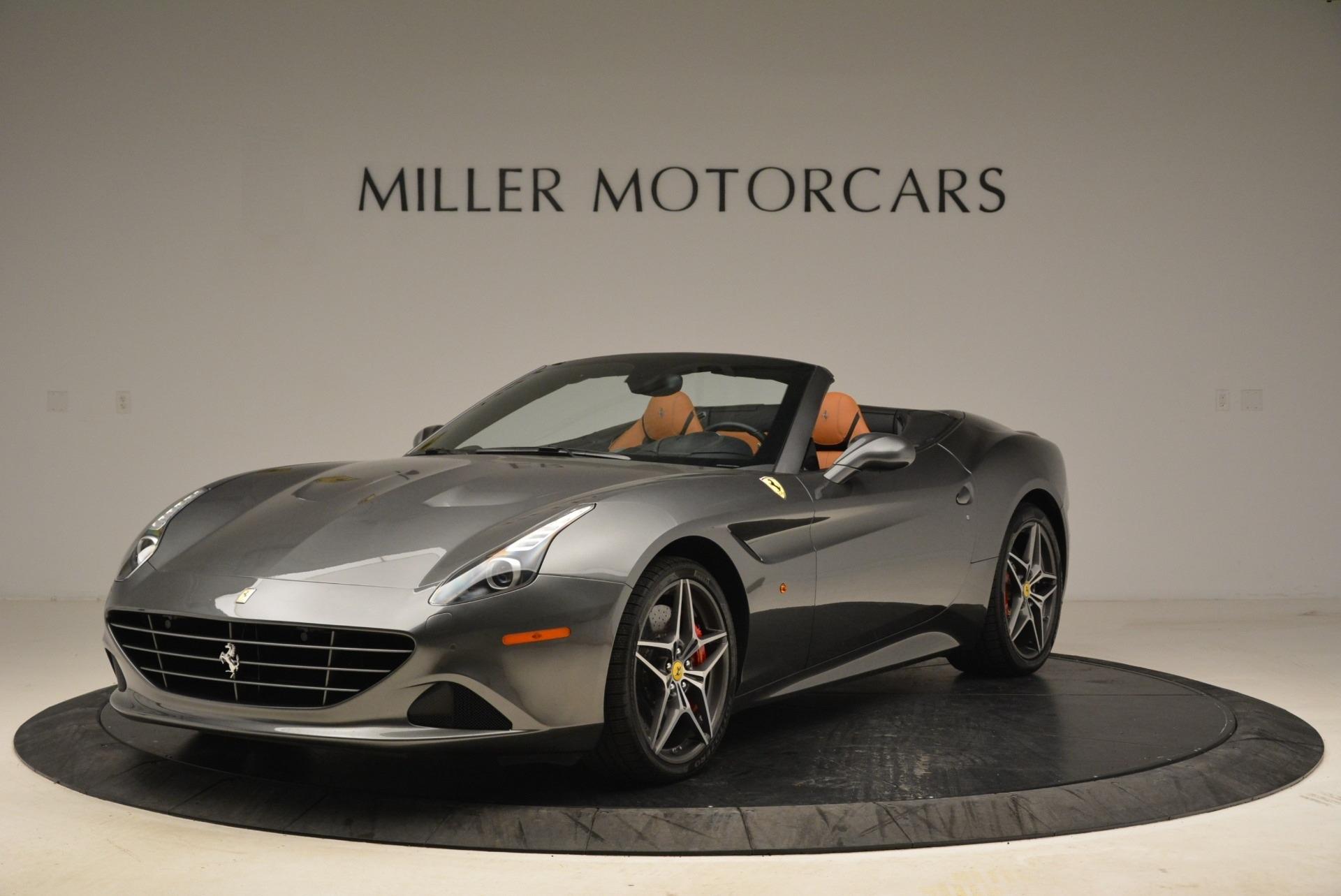 Used 2017 Ferrari California T Handling Speciale For Sale In Greenwich, CT 2054_main