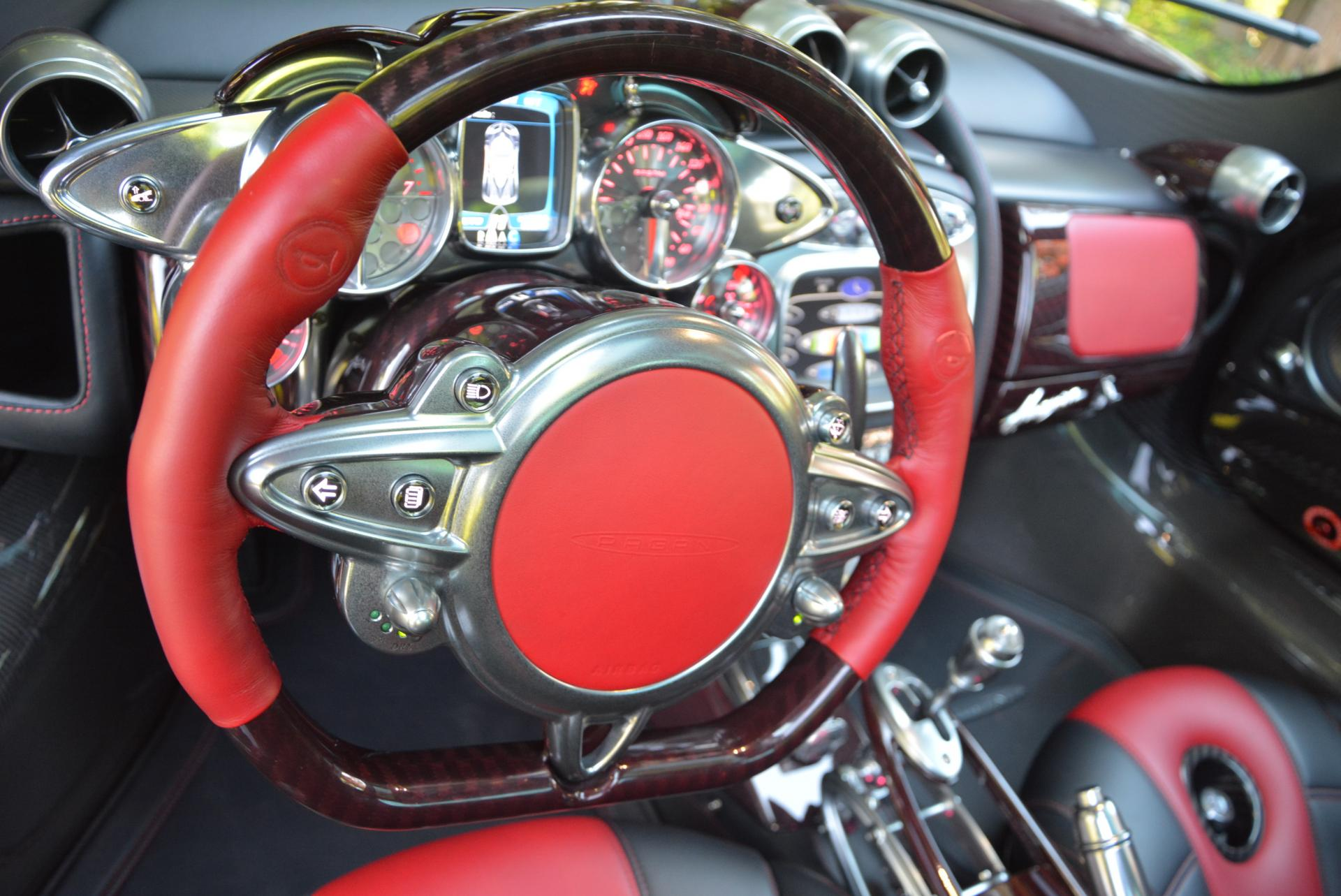 Used 2014 Pagani Huayra  For Sale In Greenwich, CT 206_p13