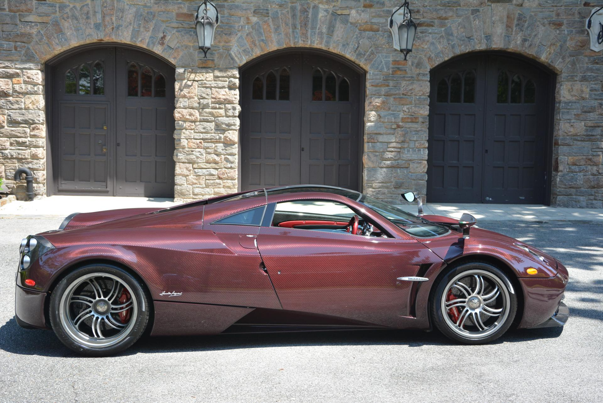 Used 2014 Pagani Huayra  For Sale In Greenwich, CT 206_p2