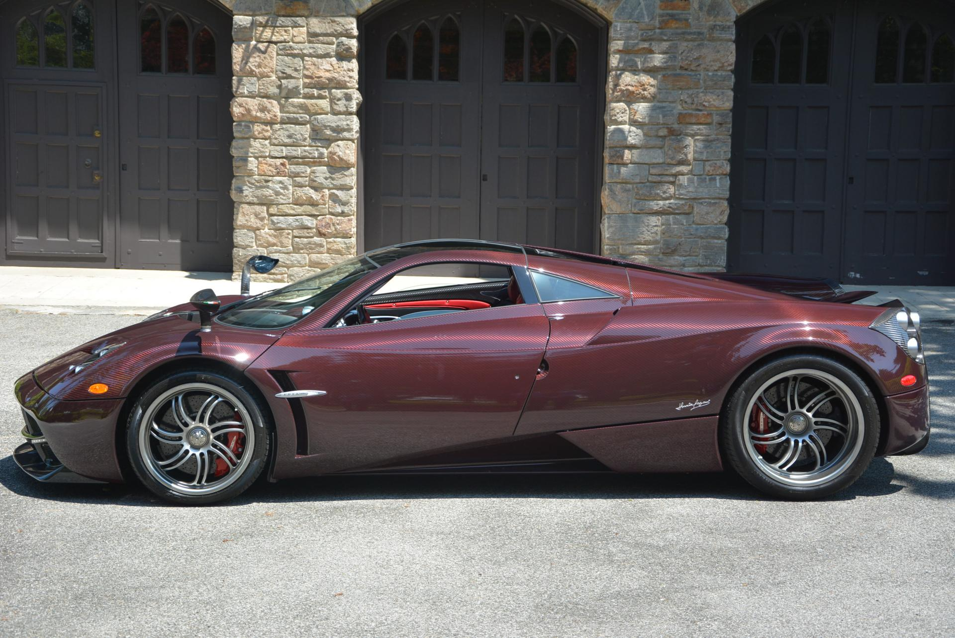 Used 2014 Pagani Huayra  For Sale In Greenwich, CT 206_p4