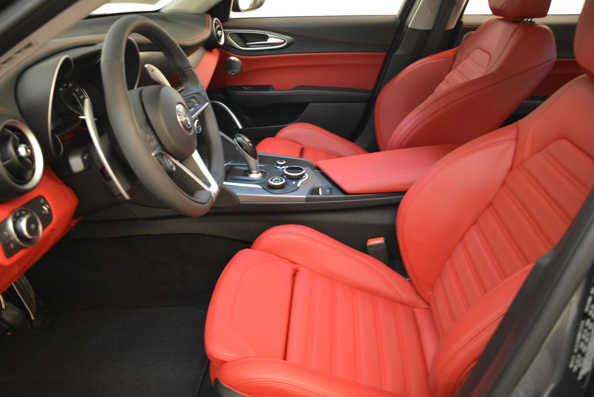 New 2018 Alfa Romeo Giulia Ti Sport Q4 For Sale In Greenwich, CT 2060_p14