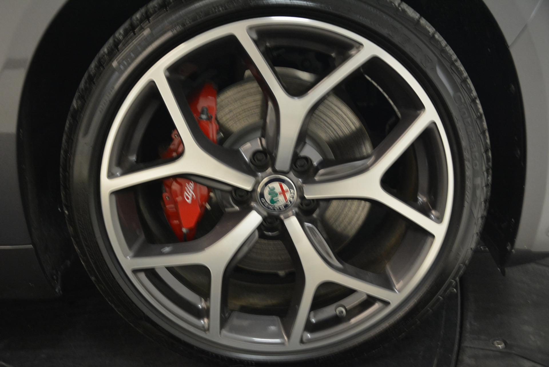 New 2018 Alfa Romeo Giulia Ti Sport Q4 For Sale In Greenwich, CT 2060_p25