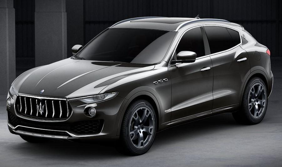 New 2018 Maserati Levante Q4 GranLusso For Sale In Greenwich, CT 2063_main