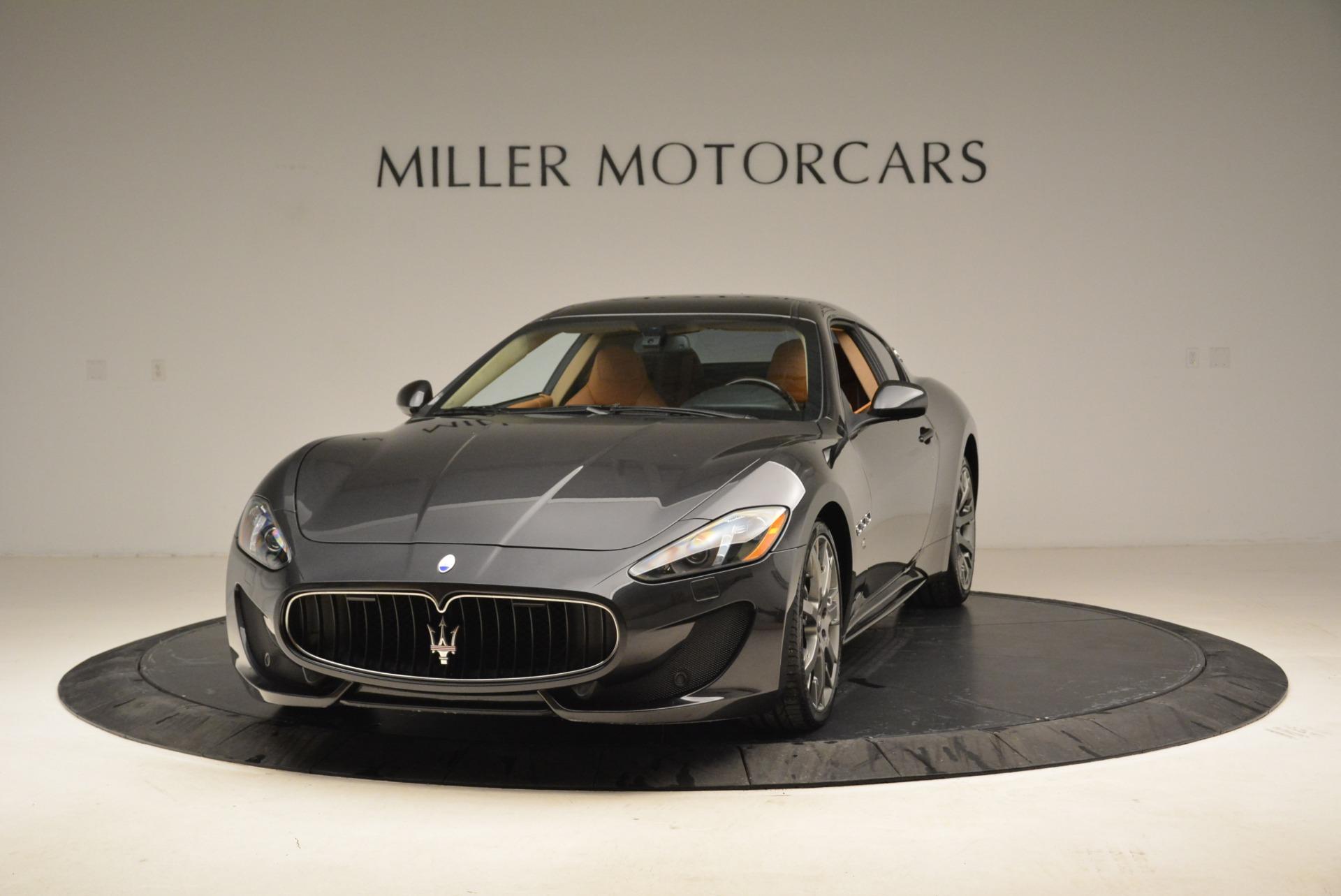 Used 2014 Maserati GranTurismo Sport For Sale In Greenwich, CT 2067_p12