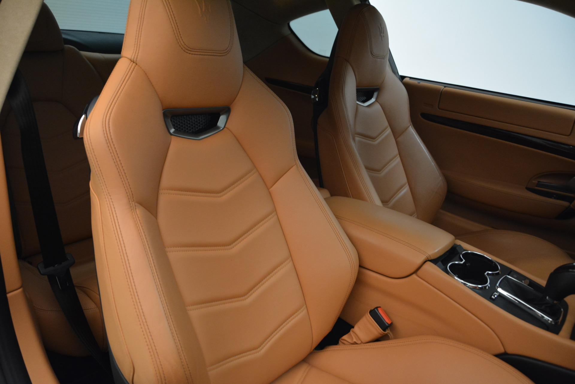 Used 2014 Maserati GranTurismo Sport For Sale In Greenwich, CT 2067_p22