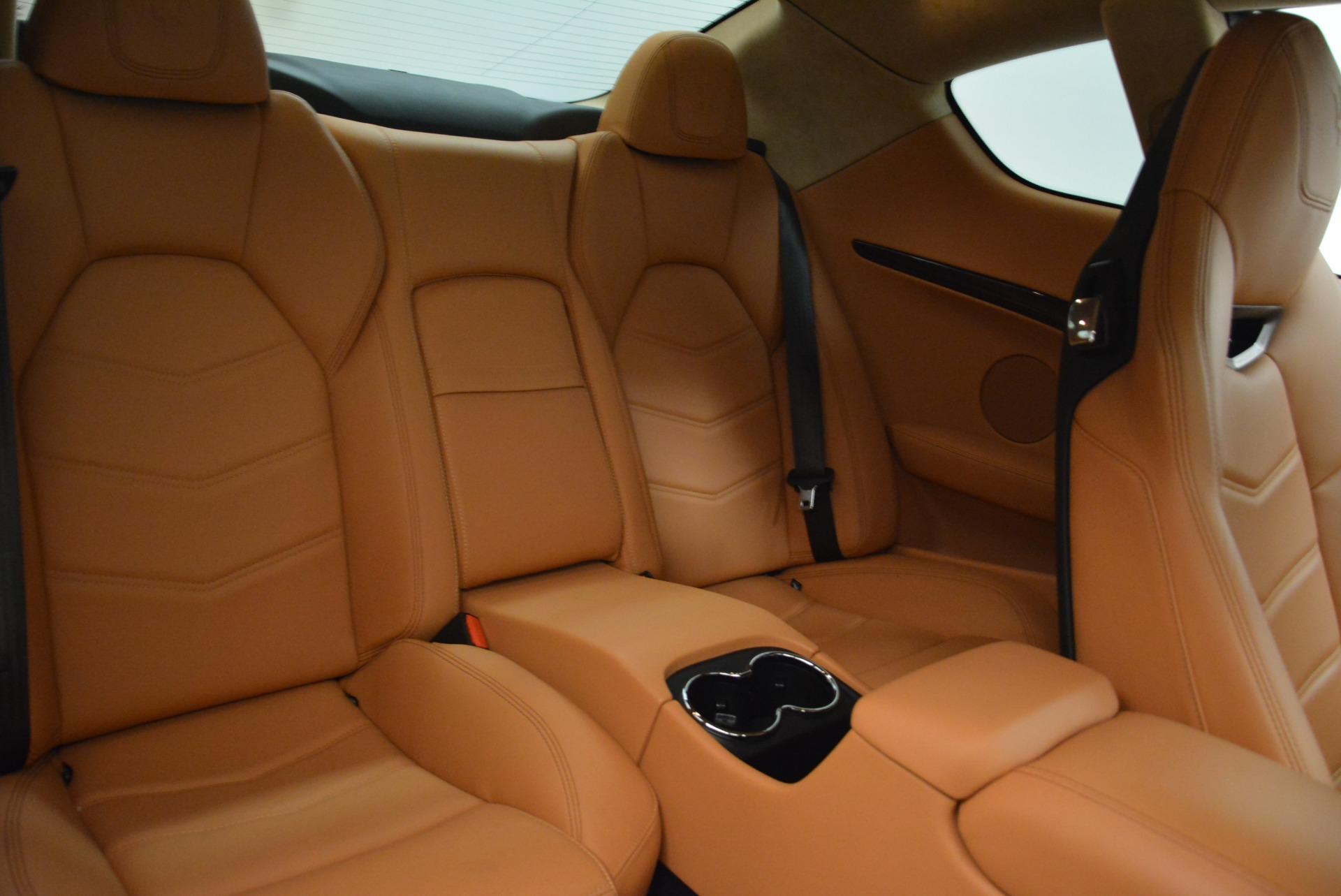 Used 2014 Maserati GranTurismo Sport For Sale In Greenwich, CT 2067_p23