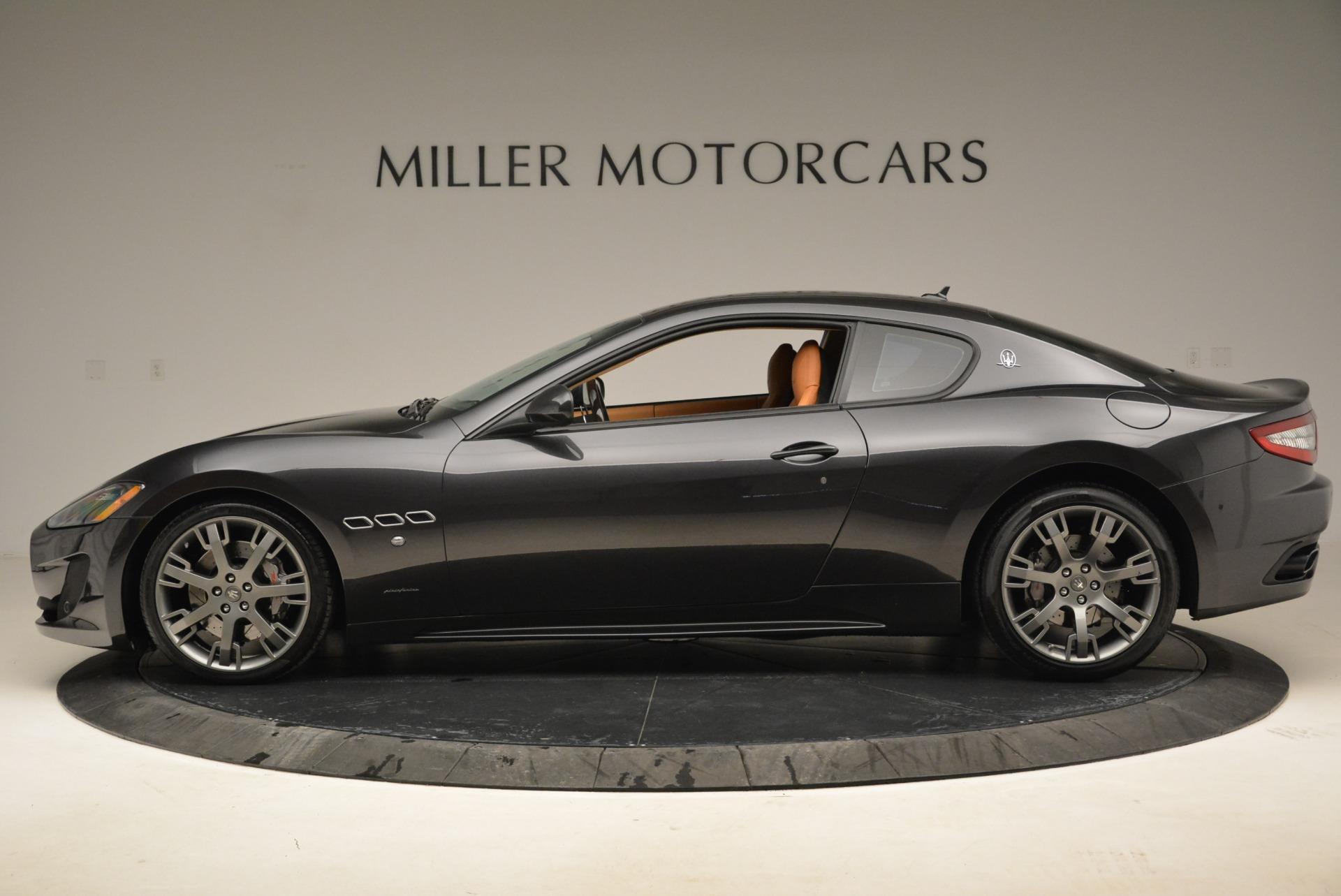 Used 2014 Maserati GranTurismo Sport For Sale In Greenwich, CT 2067_p2