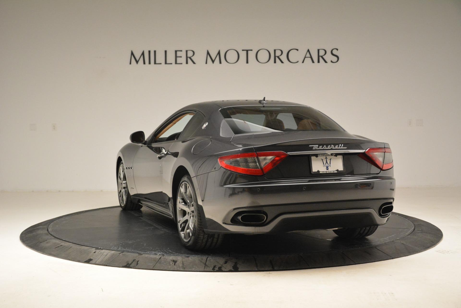 Used 2014 Maserati GranTurismo Sport For Sale In Greenwich, CT 2067_p4