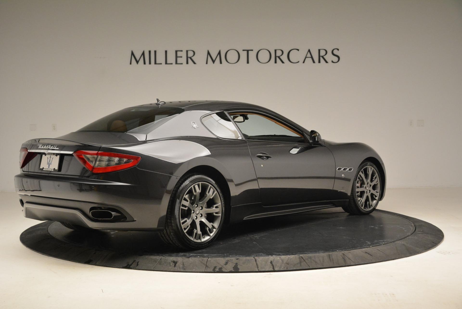 Used 2014 Maserati GranTurismo Sport For Sale In Greenwich, CT 2067_p7
