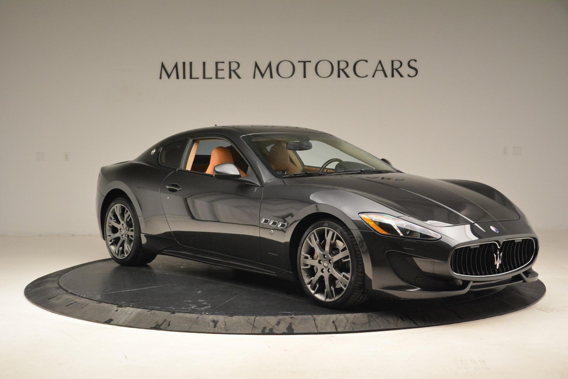 Used 2014 Maserati GranTurismo Sport For Sale In Greenwich, CT 2067_p9
