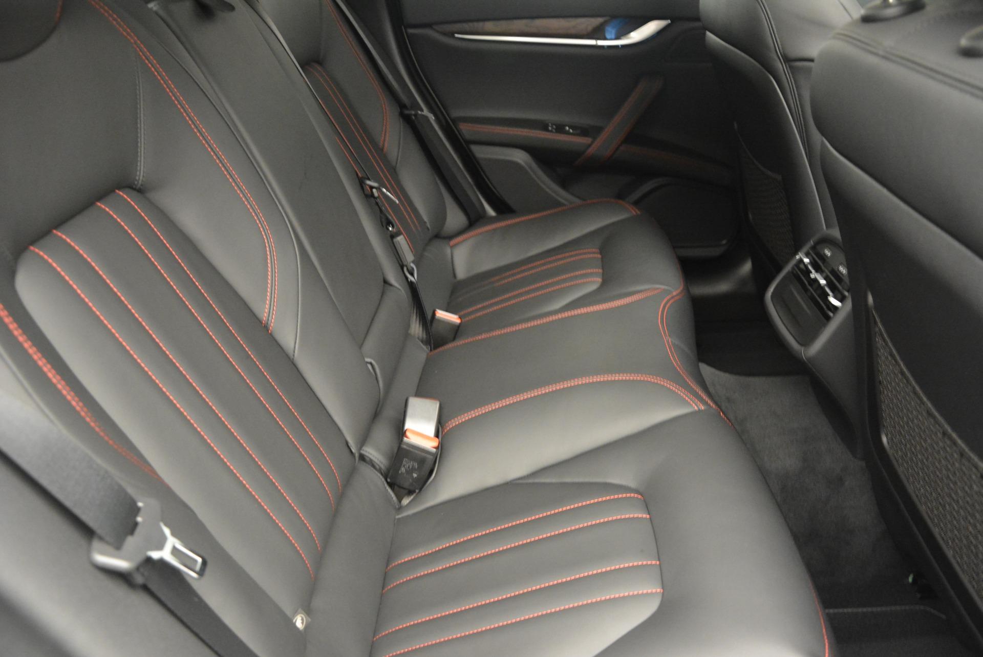 Used 2015 Maserati Ghibli S Q4 For Sale In Greenwich, CT 2070_p21