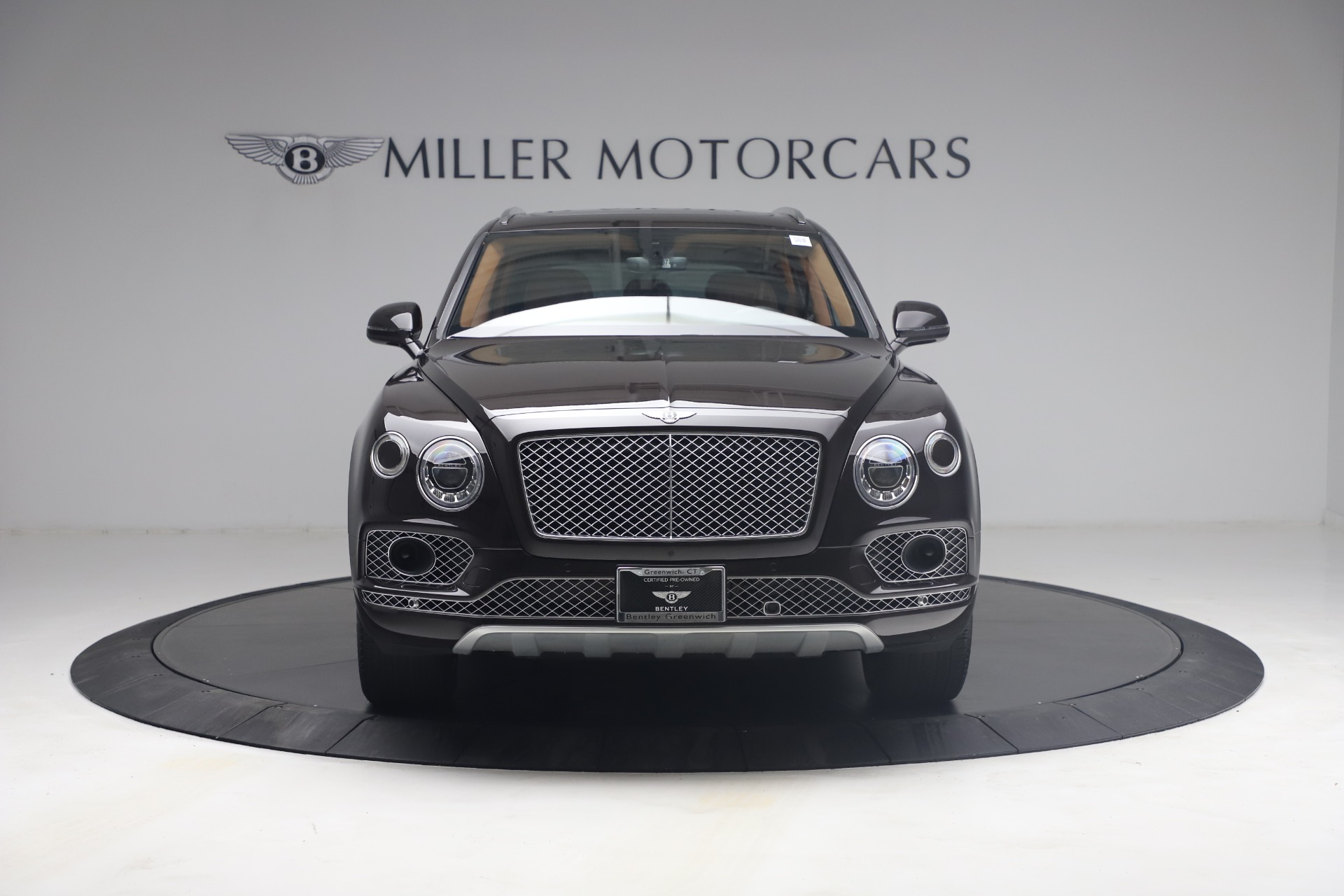 New 2018 Bentley Bentayga Signature For Sale In Greenwich, CT 2071_p12