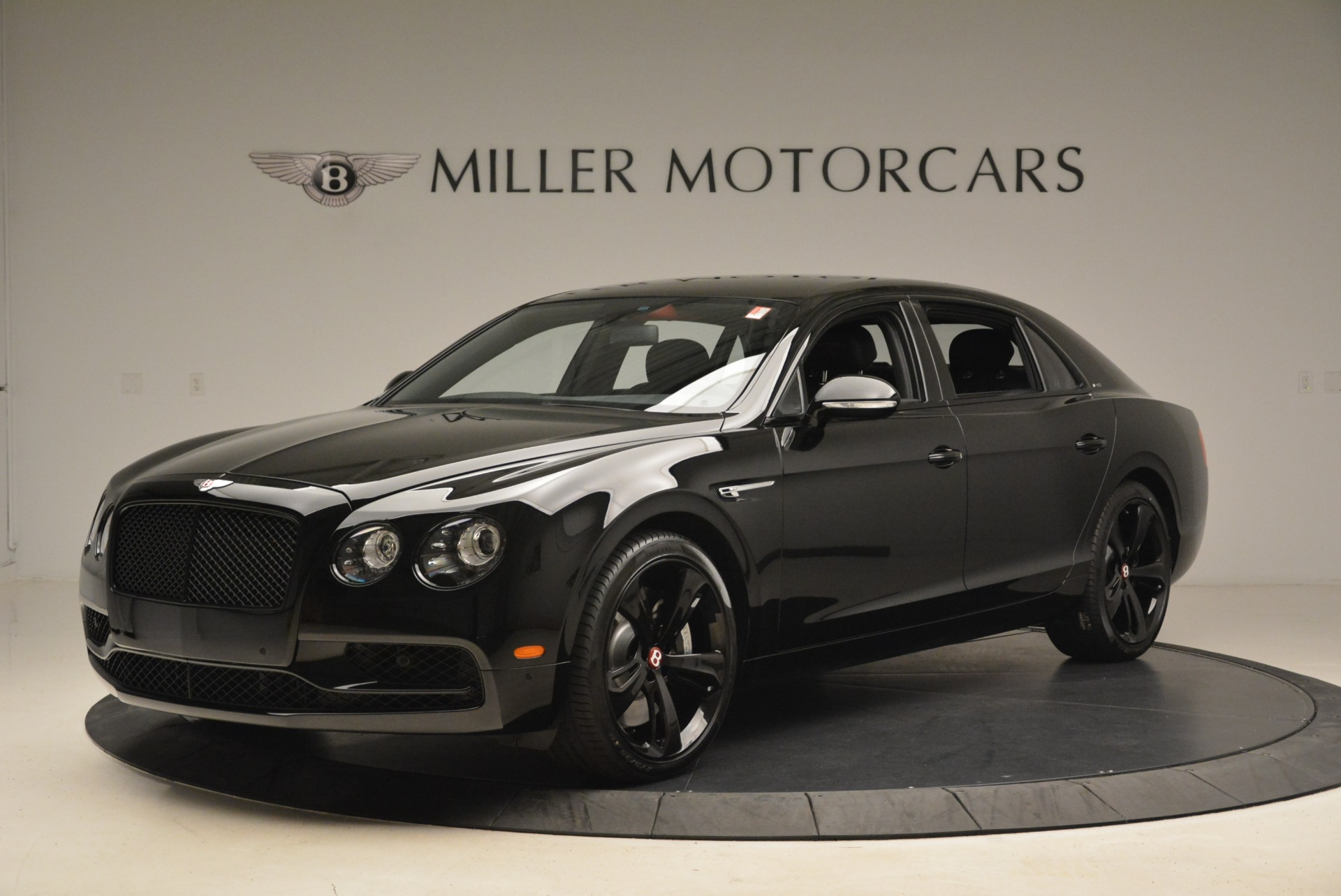 New 2018 Bentley Flying Spur V8 S Black Edition For Sale In Greenwich, CT 2073_p2