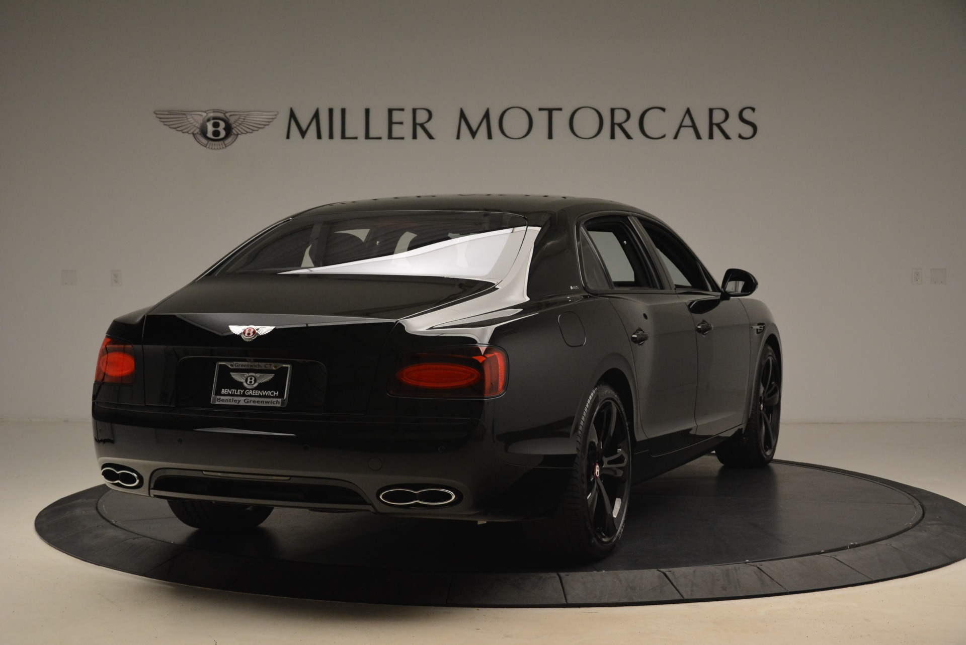 New 2018 Bentley Flying Spur V8 S Black Edition For Sale In Greenwich, CT 2073_p7