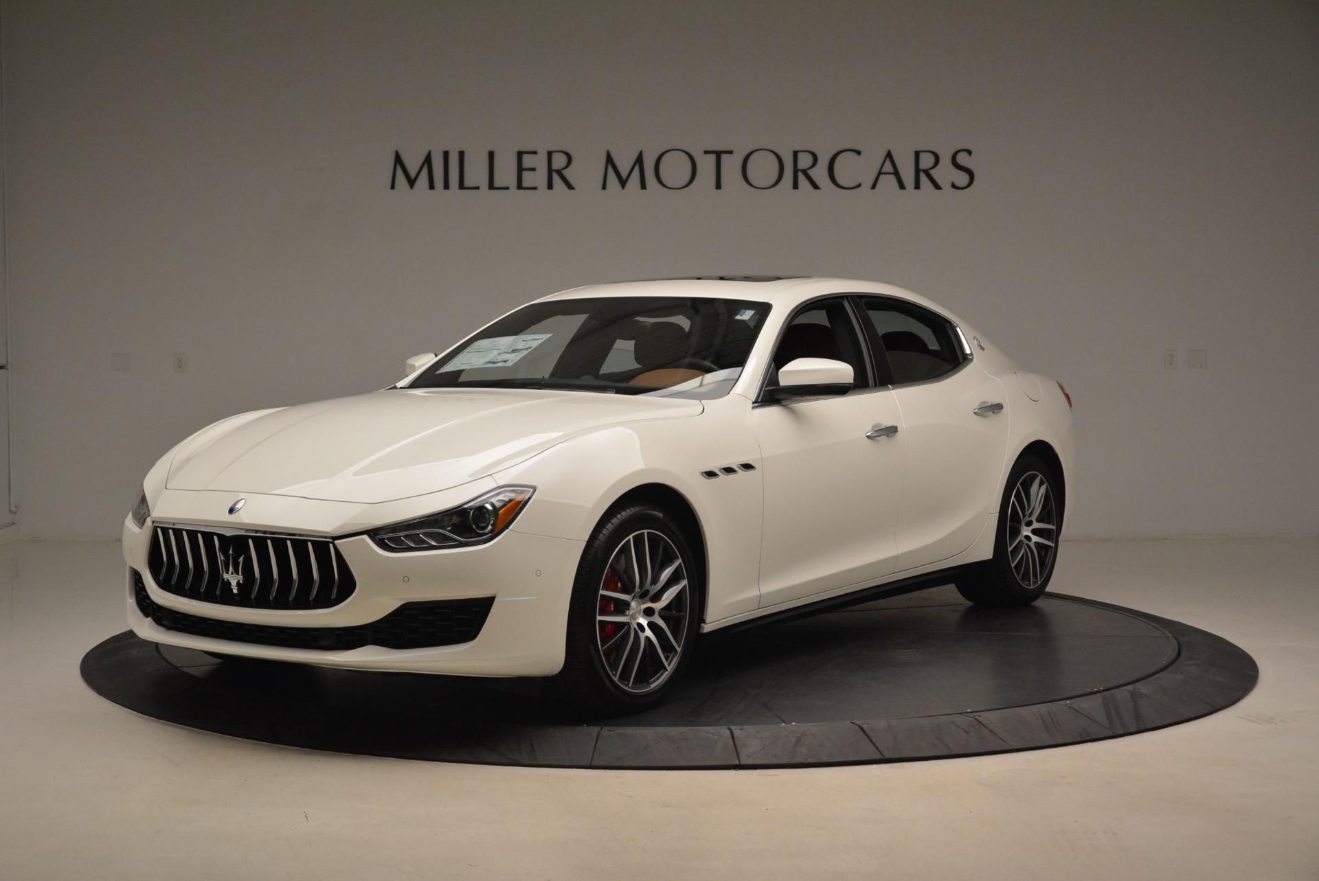 New 2018 Maserati Ghibli S Q4 For Sale In Greenwich, CT 2074_main