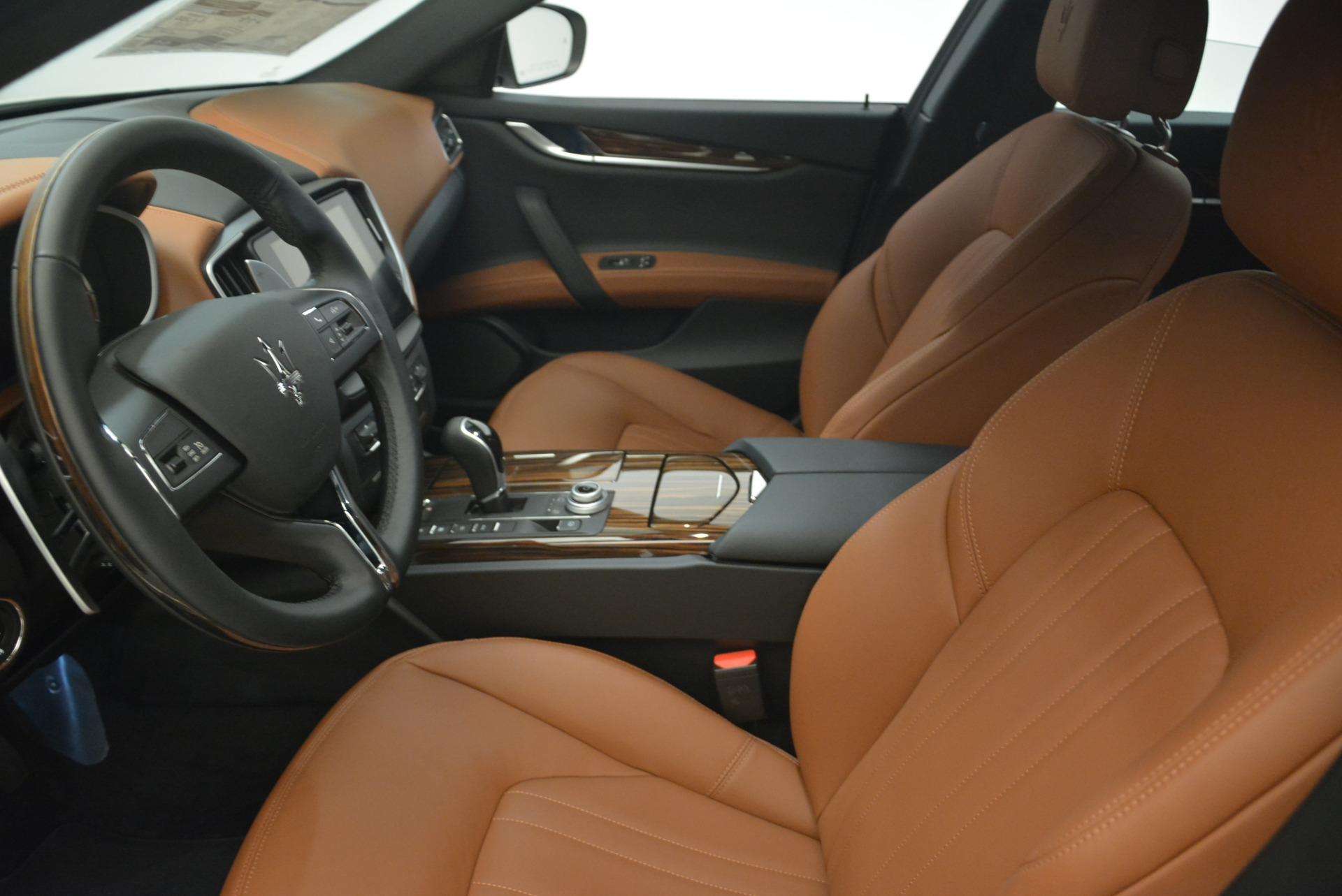 New 2018 Maserati Ghibli S Q4 For Sale In Greenwich, CT 2074_p14