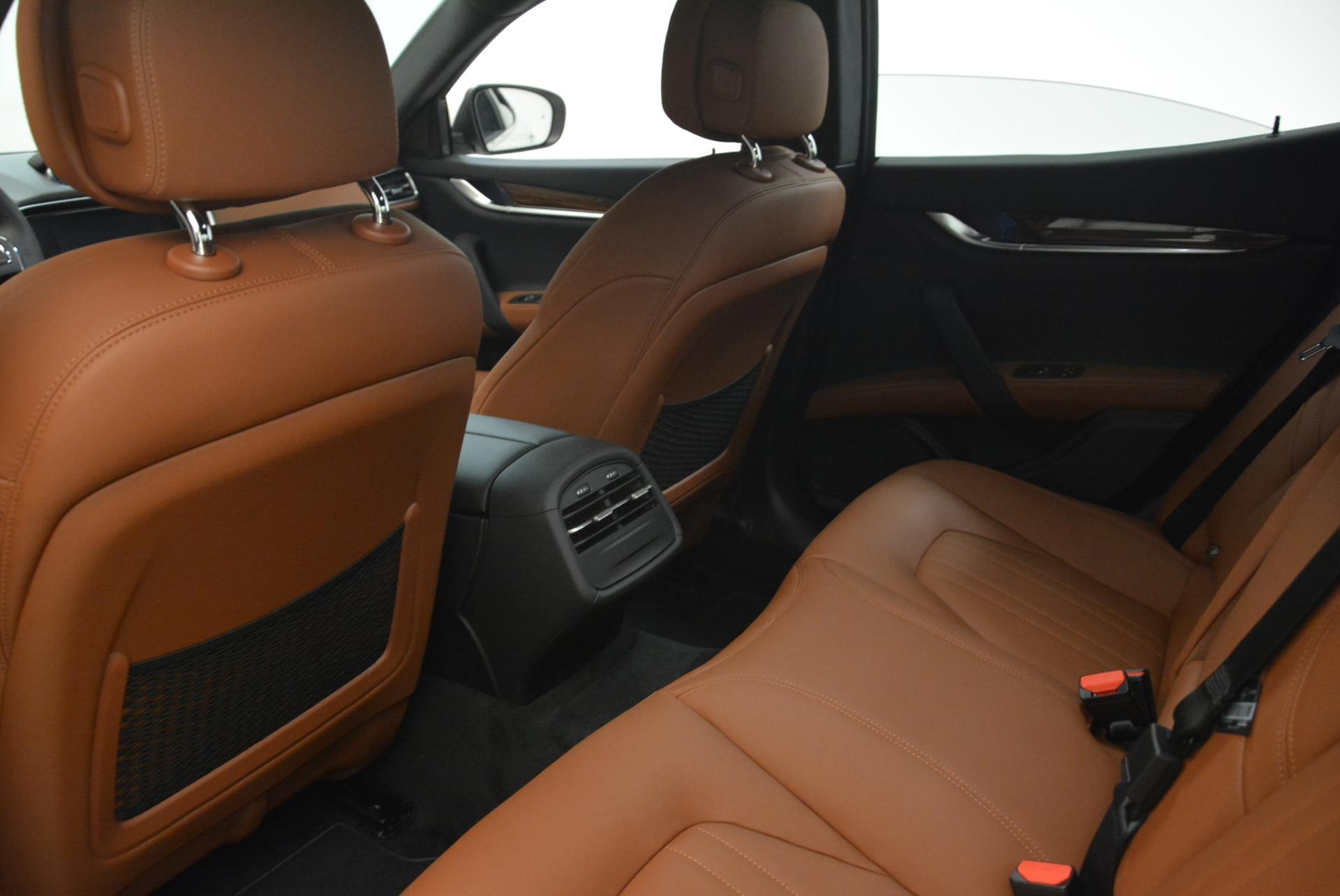 New 2018 Maserati Ghibli S Q4 For Sale In Greenwich, CT 2074_p19