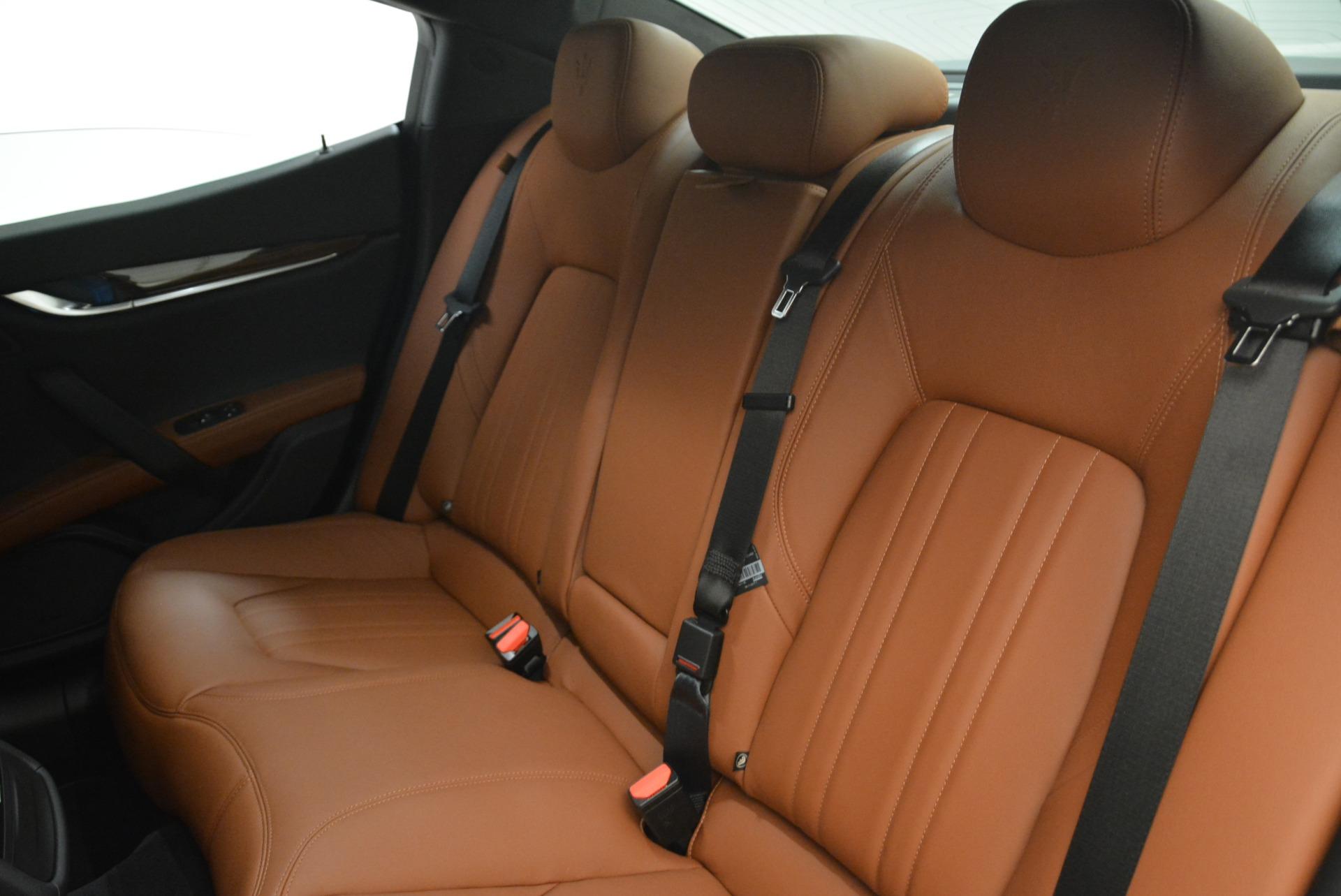New 2018 Maserati Ghibli S Q4 For Sale In Greenwich, CT 2074_p21
