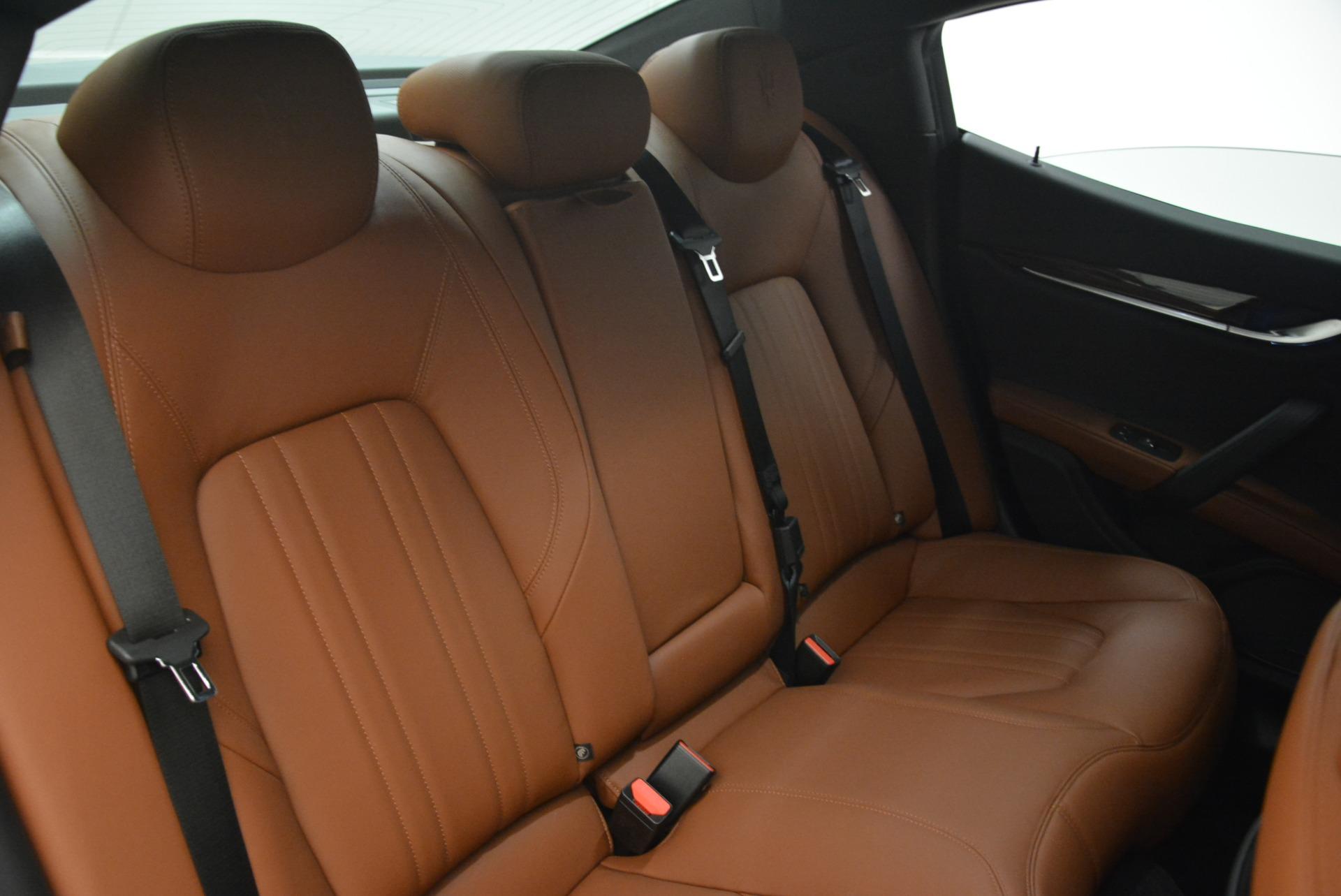 New 2018 Maserati Ghibli S Q4 For Sale In Greenwich, CT 2074_p27