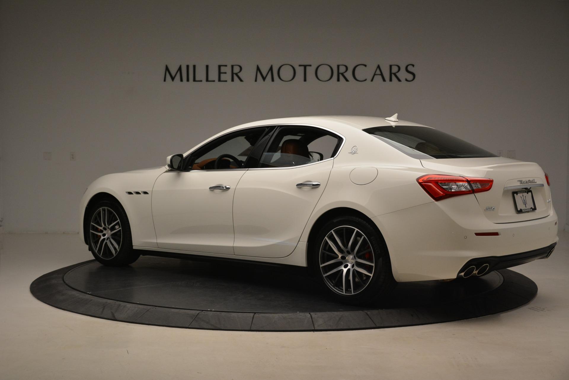 New 2018 Maserati Ghibli S Q4 For Sale In Greenwich, CT 2074_p3