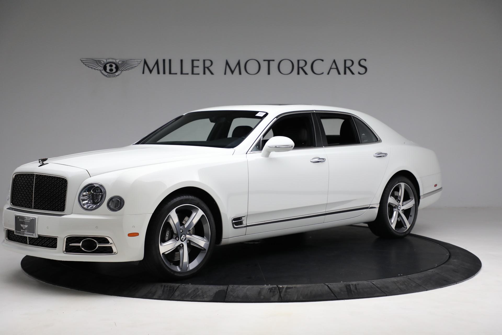 New 2018 Bentley Mulsanne Speed For Sale In Greenwich, CT 2075_main