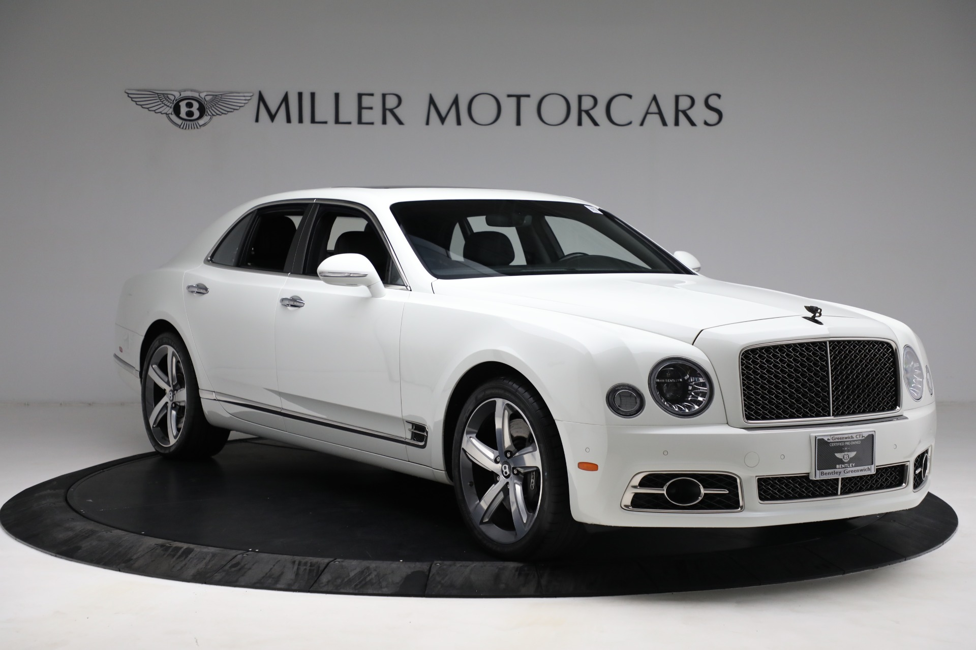 New 2018 Bentley Mulsanne Speed For Sale In Greenwich, CT 2075_p10