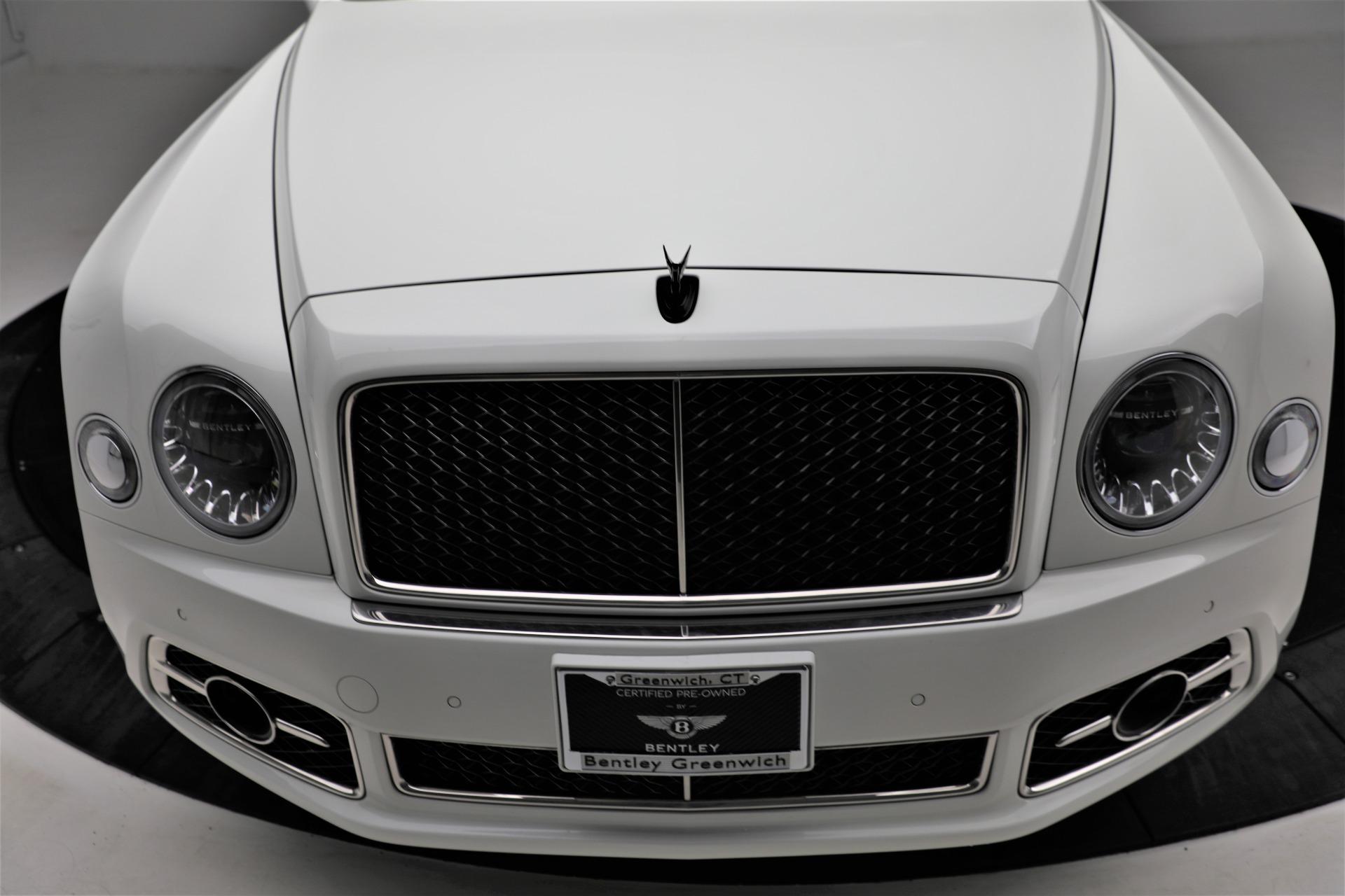 New 2018 Bentley Mulsanne Speed For Sale In Greenwich, CT 2075_p12