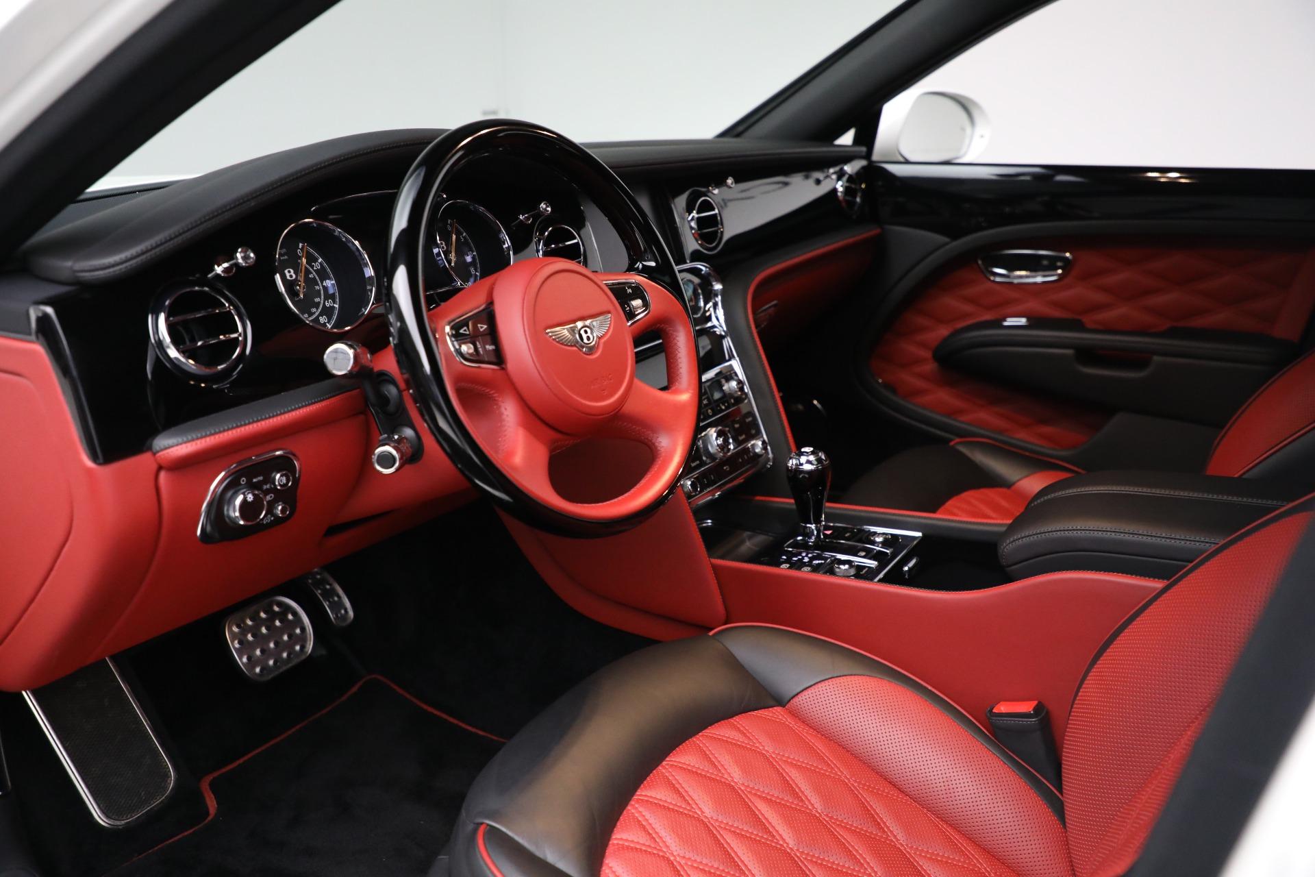 New 2018 Bentley Mulsanne Speed For Sale In Greenwich, CT 2075_p16