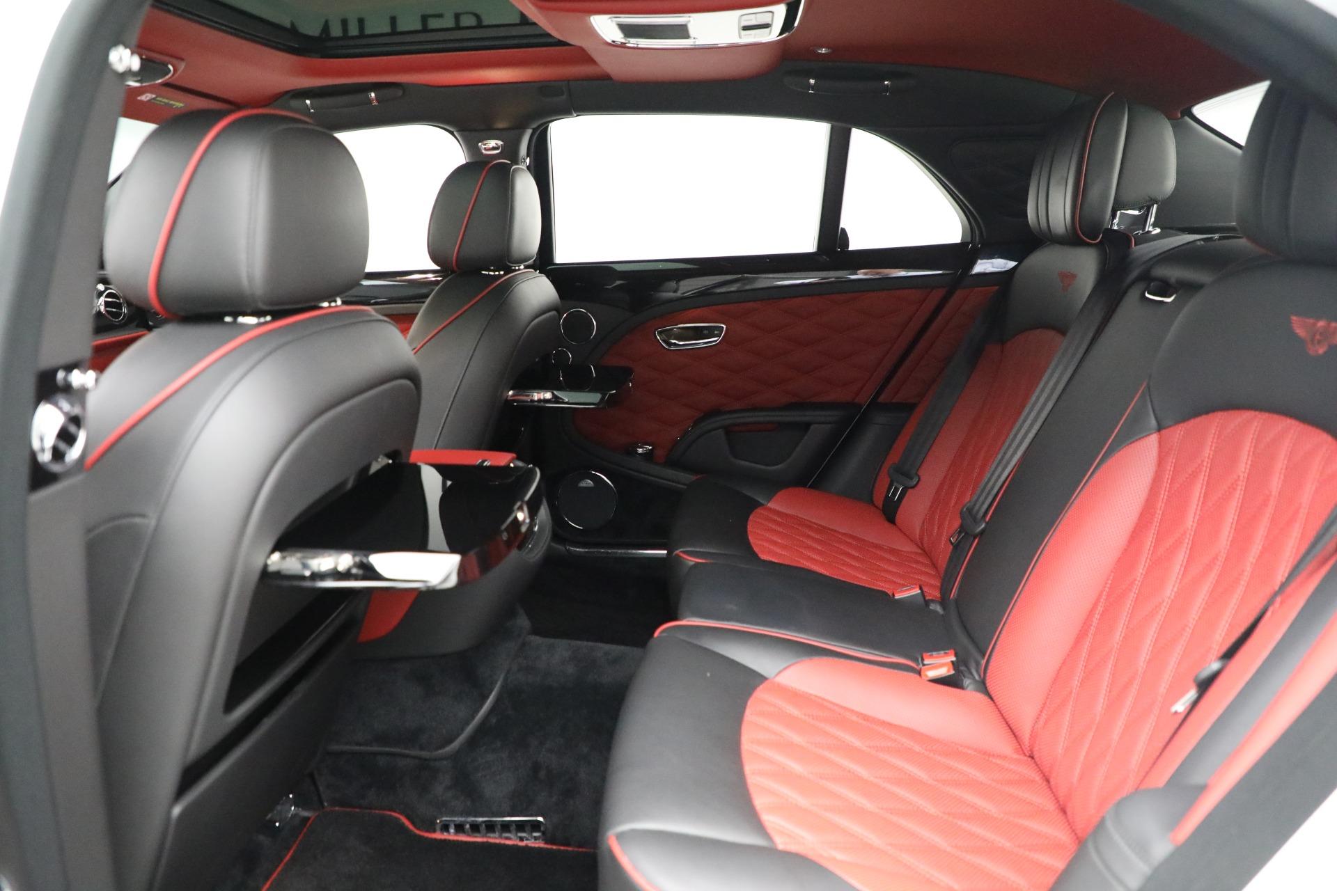 New 2018 Bentley Mulsanne Speed For Sale In Greenwich, CT 2075_p21