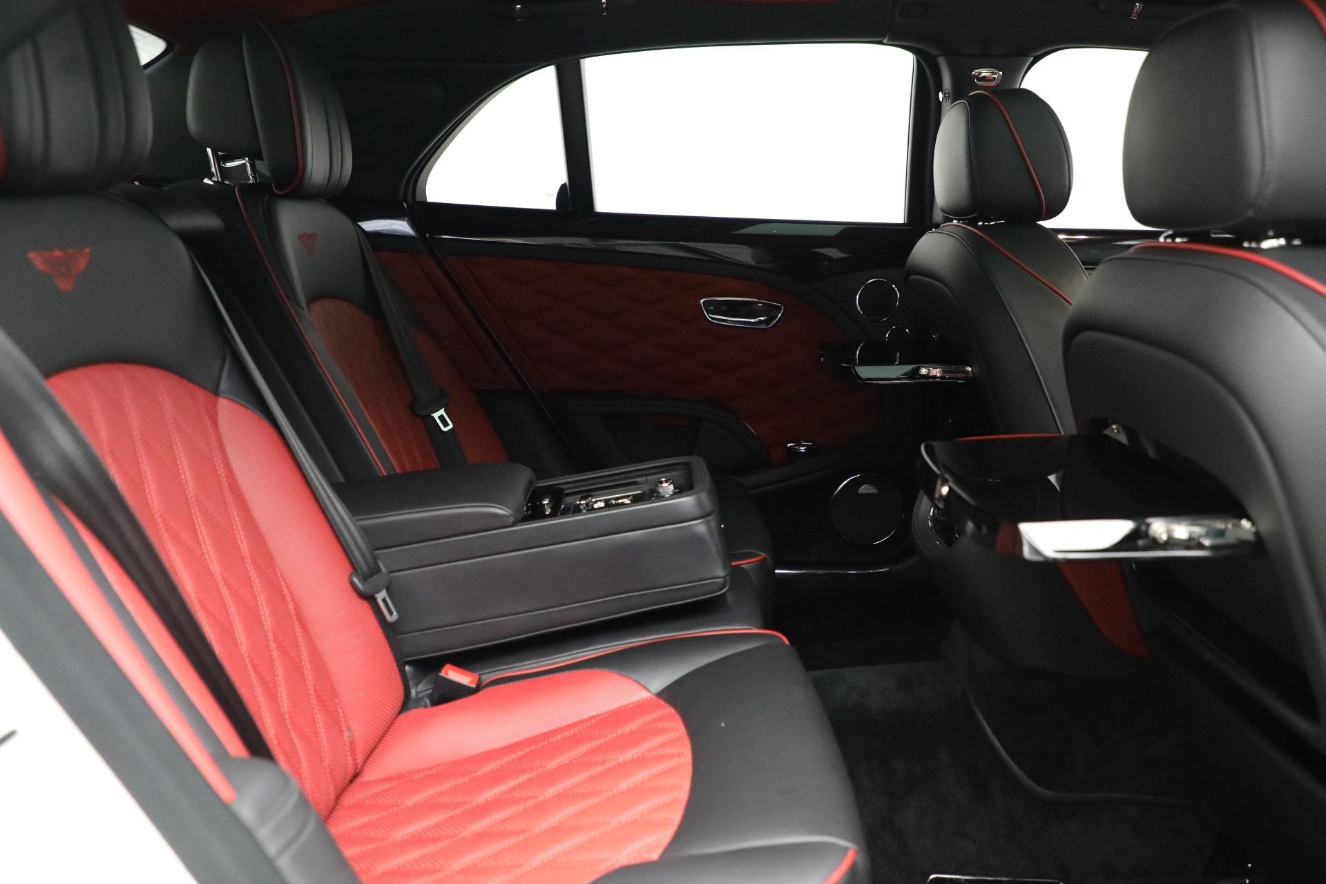 New 2018 Bentley Mulsanne Speed For Sale In Greenwich, CT 2075_p25