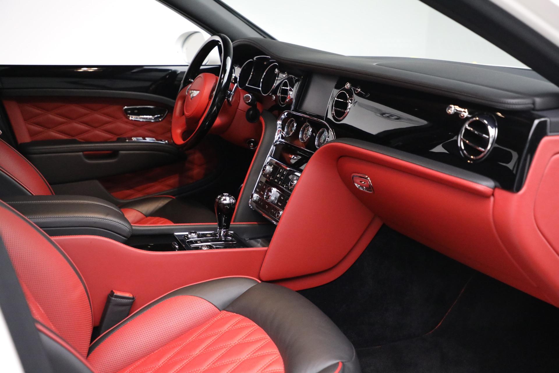 New 2018 Bentley Mulsanne Speed For Sale In Greenwich, CT 2075_p27