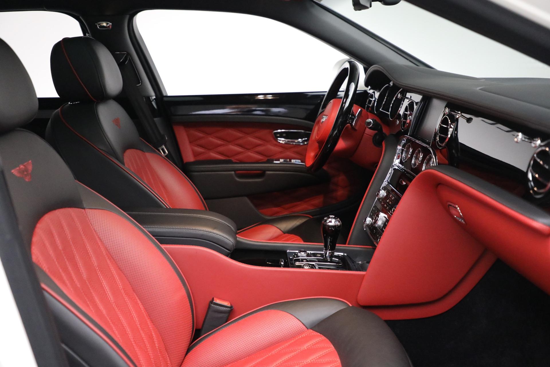 New 2018 Bentley Mulsanne Speed For Sale In Greenwich, CT 2075_p28