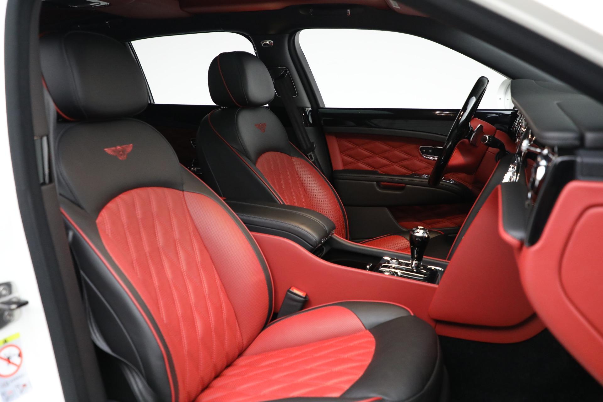 New 2018 Bentley Mulsanne Speed For Sale In Greenwich, CT 2075_p29